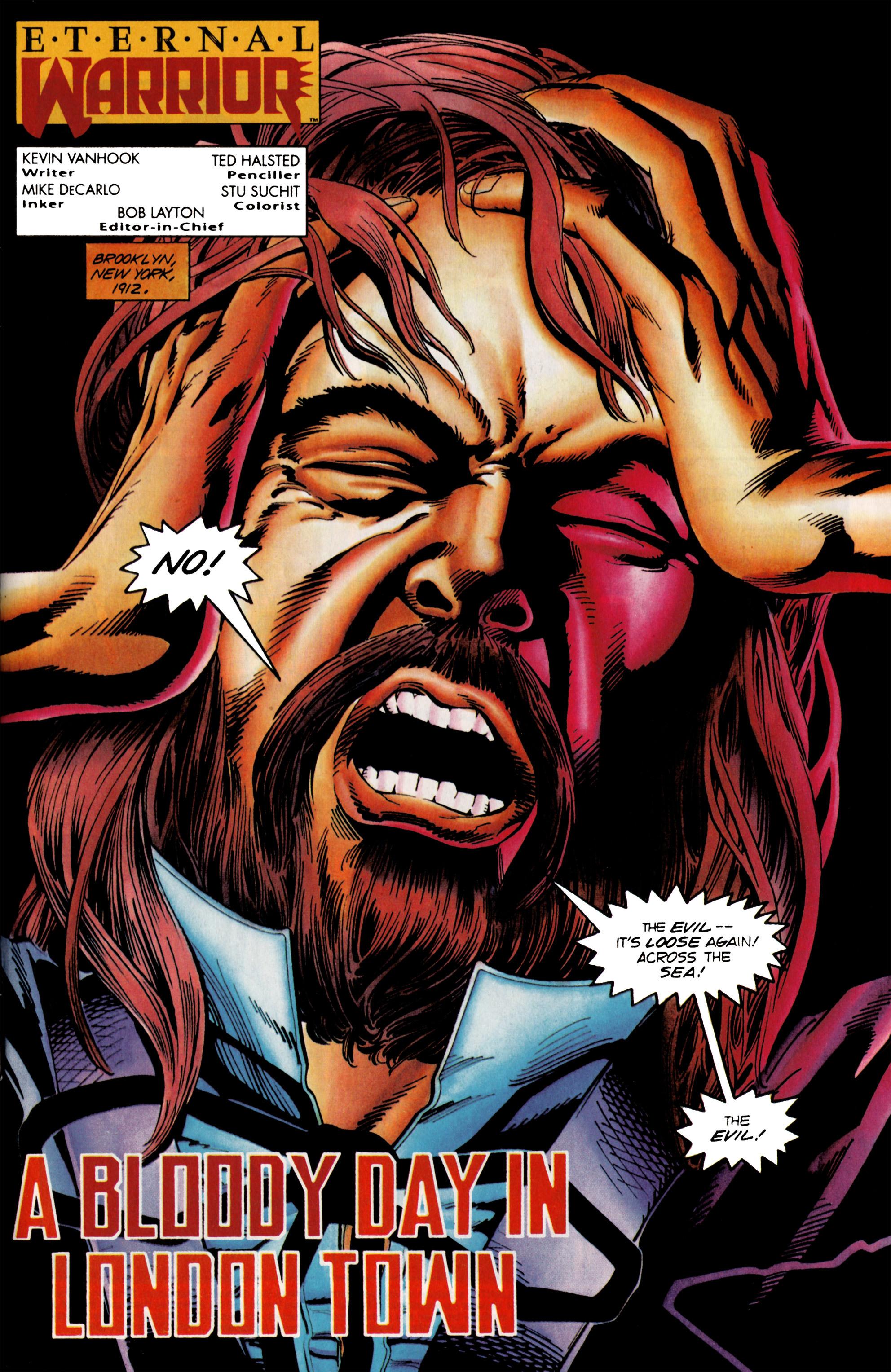 Read online Eternal Warrior (1992) comic -  Issue #24 - 2