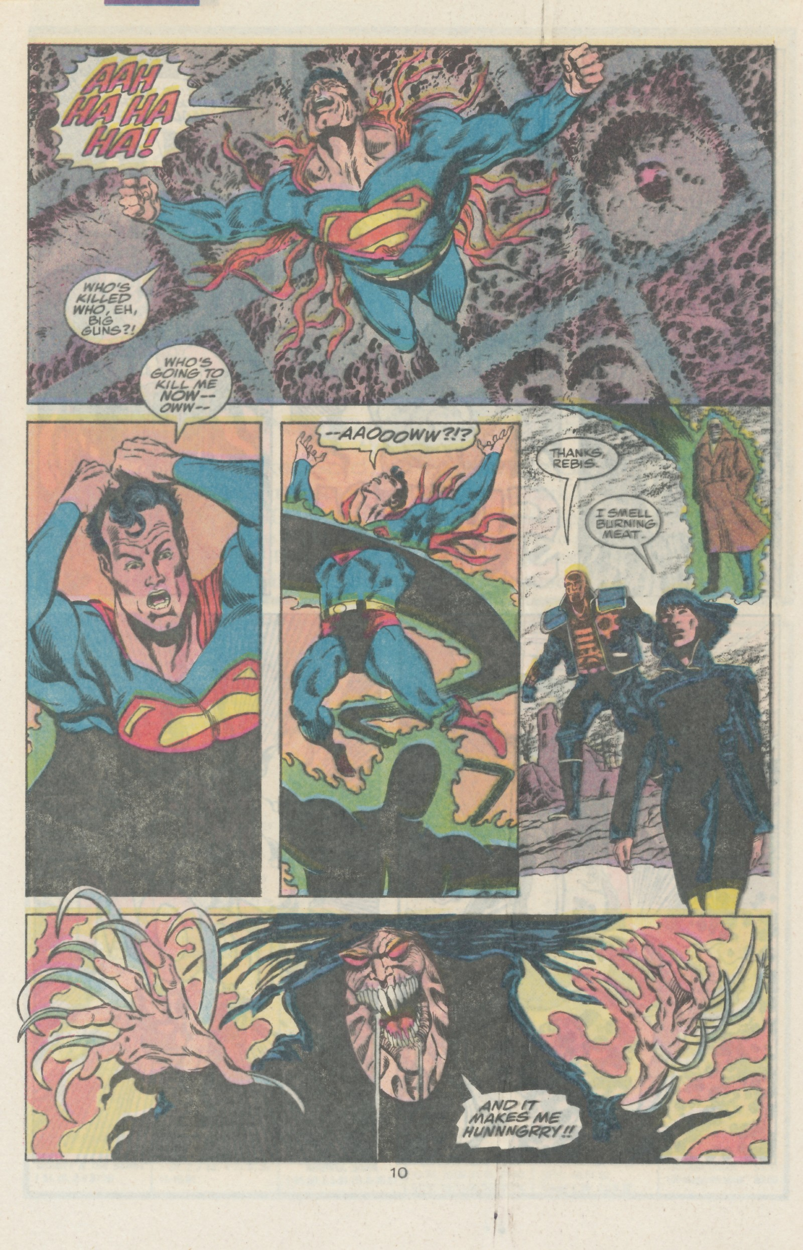 Read online Action Comics (1938) comic -  Issue #666 - 15