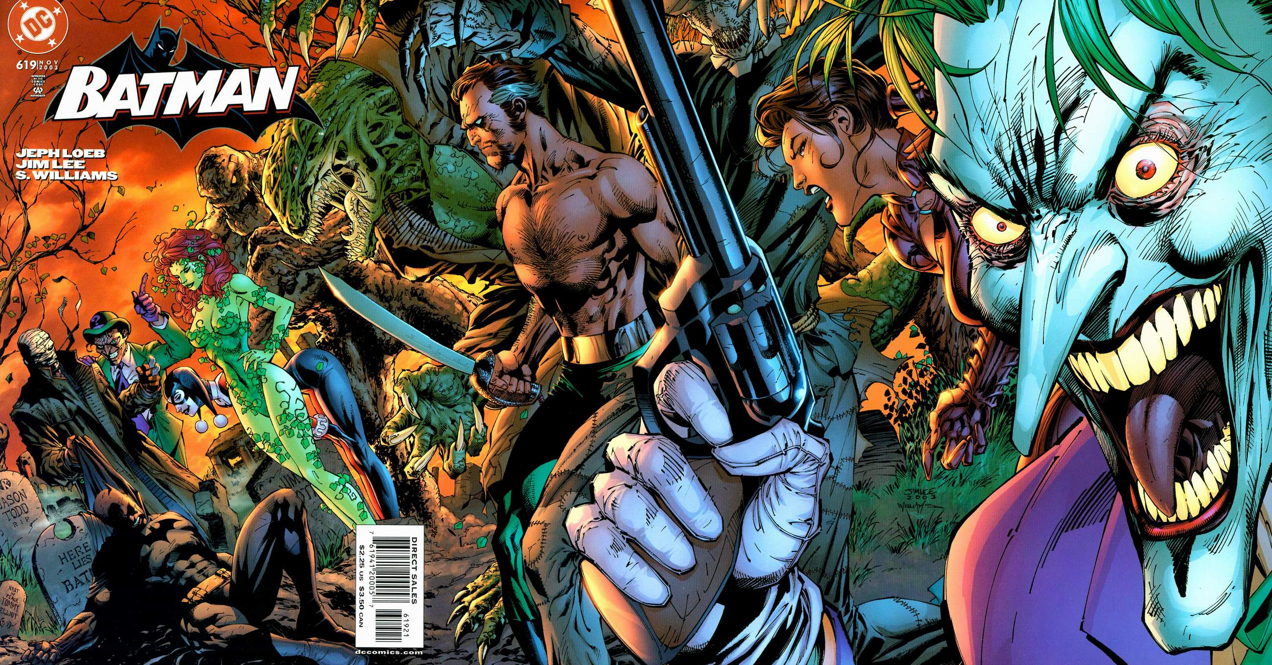 Read online Batman: Hush comic -  Issue #12 - 3