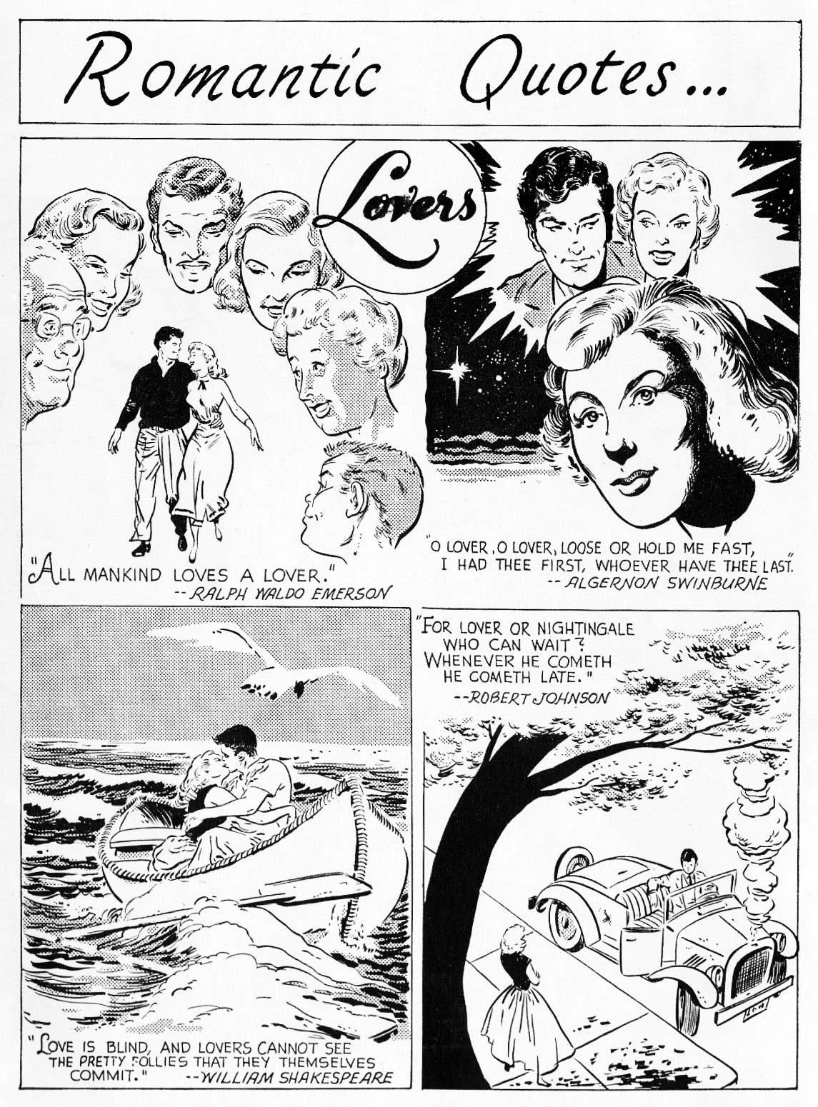 Read online Secret Hearts comic -  Issue #15 - 2