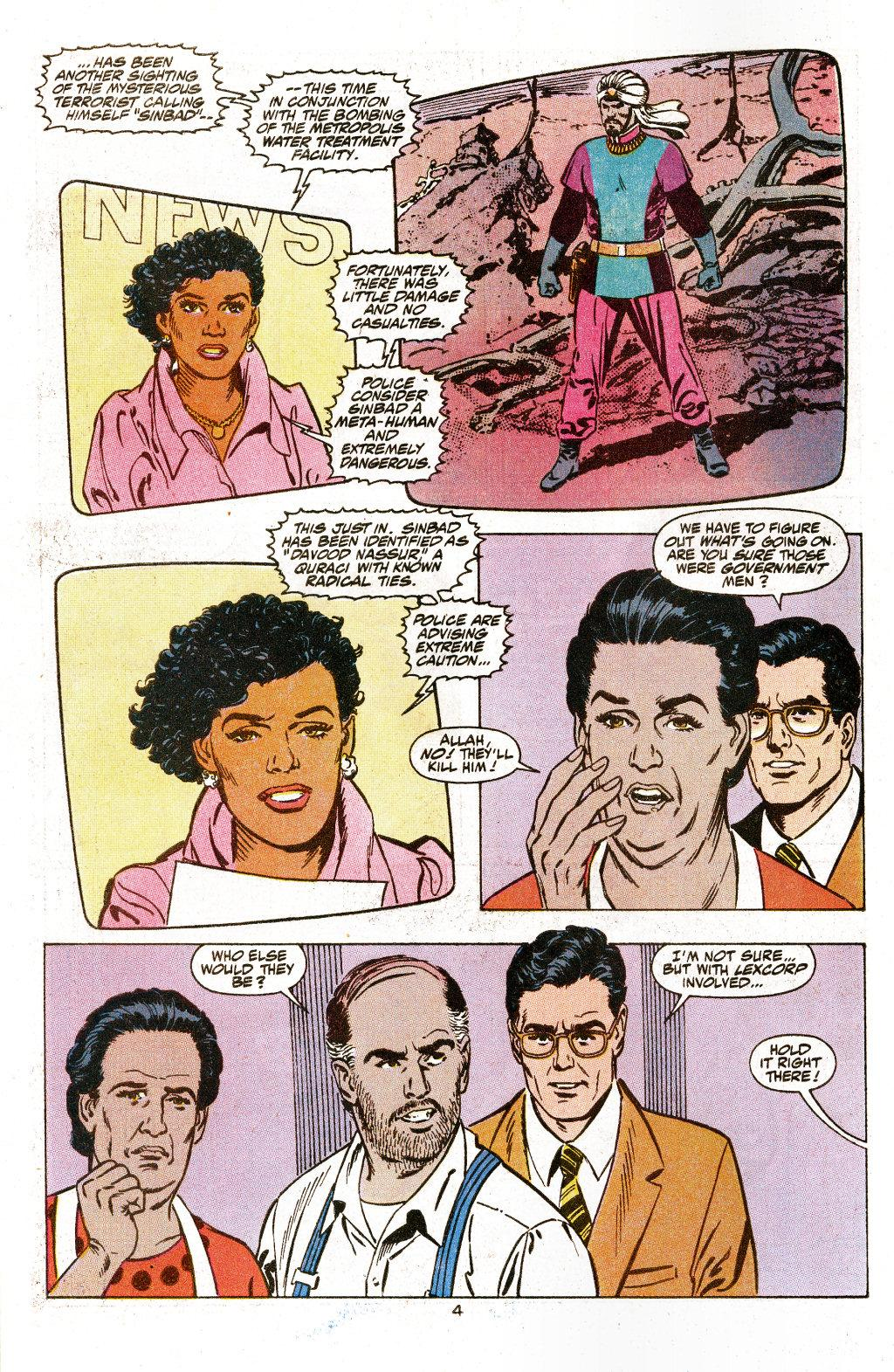 Action Comics (1938) 658 Page 4