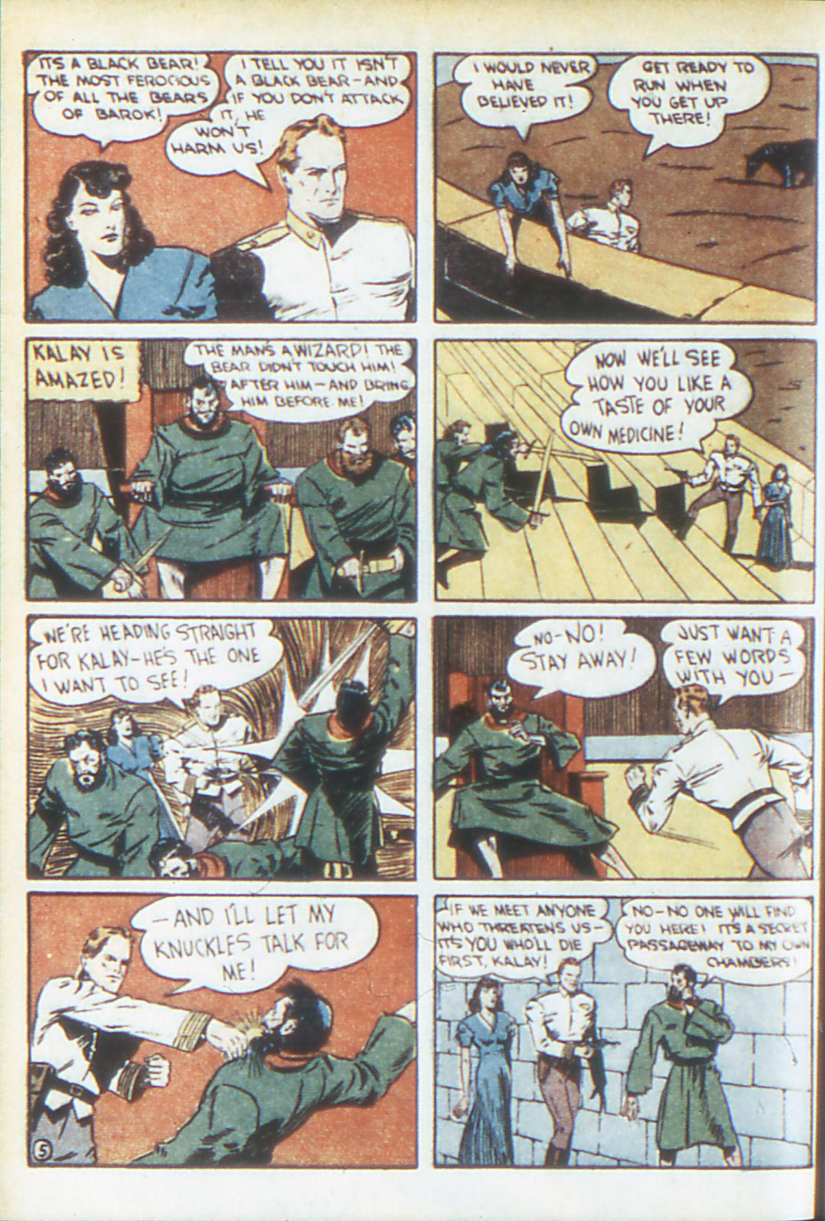 Read online Adventure Comics (1938) comic -  Issue #64 - 53