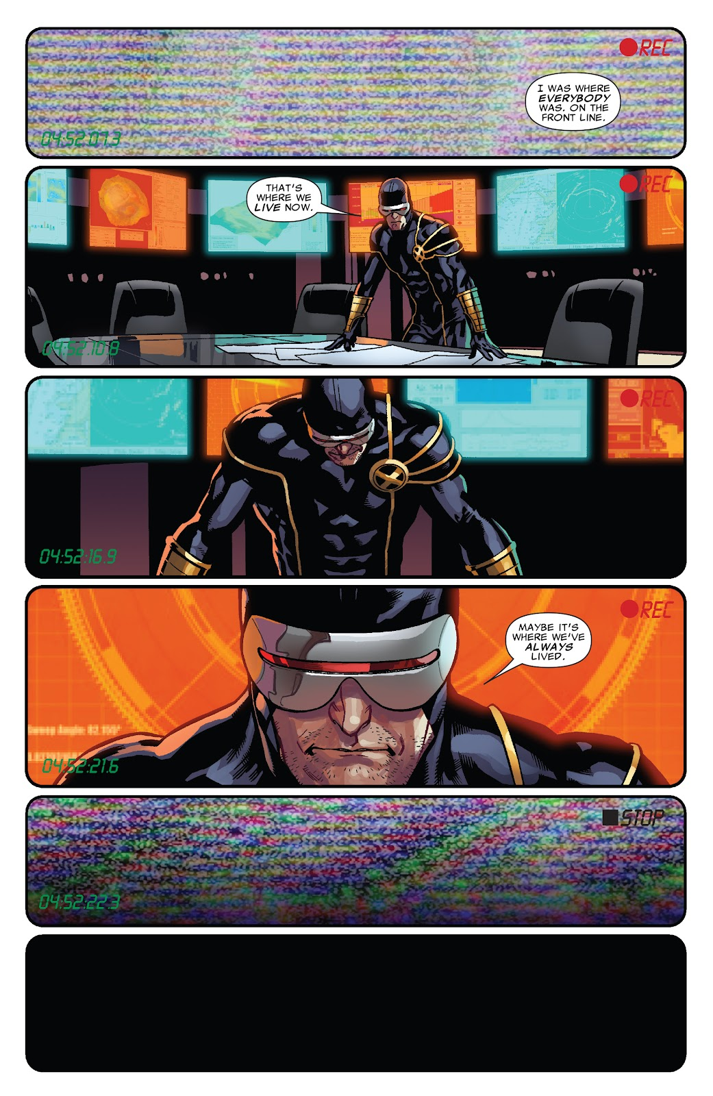 Read online X-Men: Second Coming comic -  Issue # _TPB (Part 1) - 11