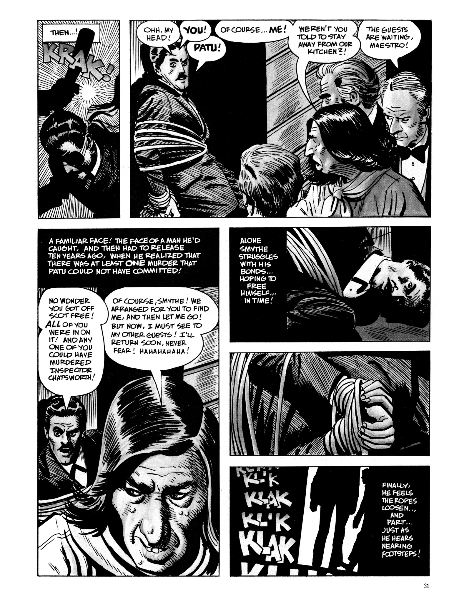 Read online Eerie Archives comic -  Issue # TPB 14 - 32