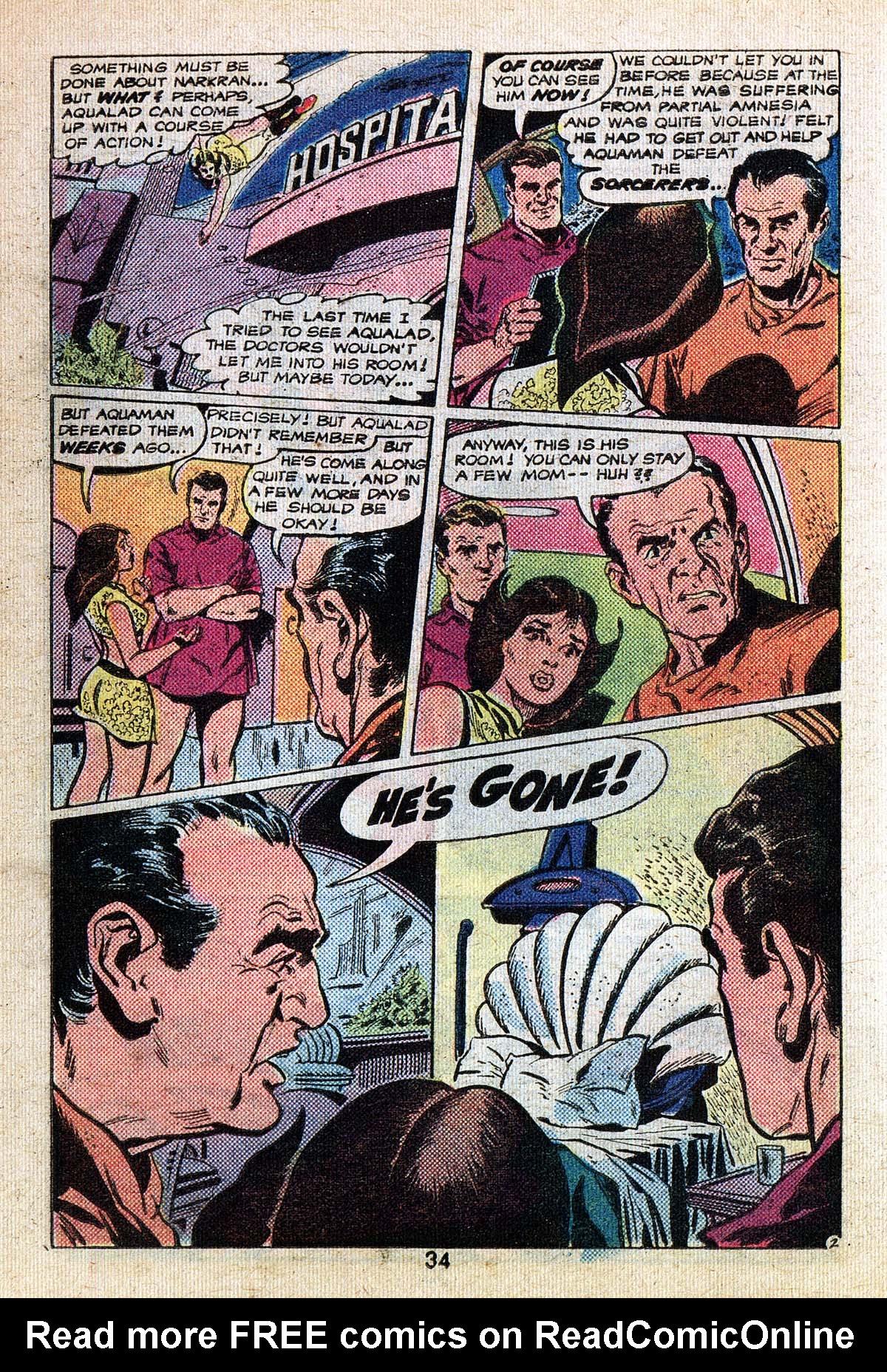Read online Adventure Comics (1938) comic -  Issue #494 - 34