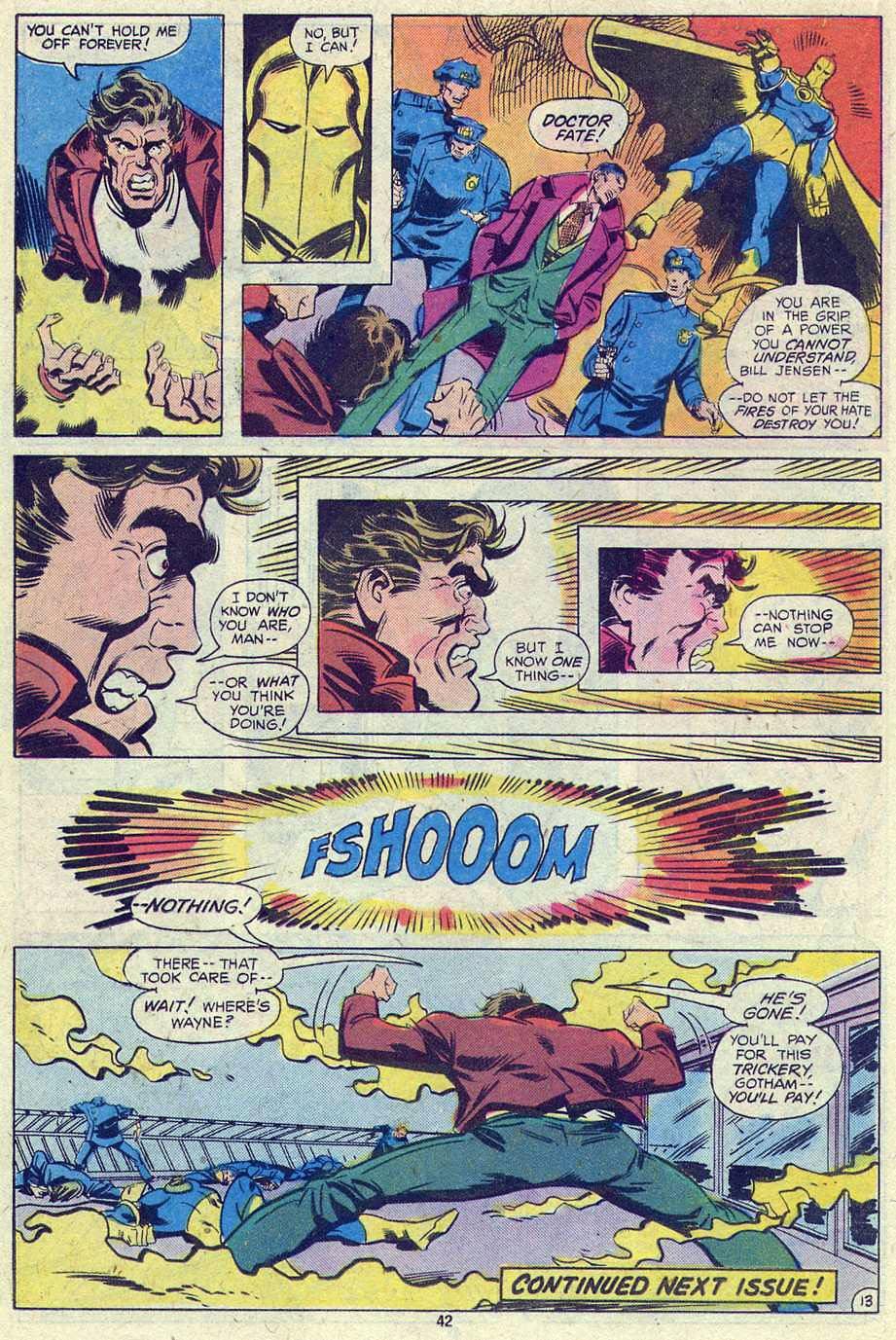 Read online Adventure Comics (1938) comic -  Issue #461 - 42