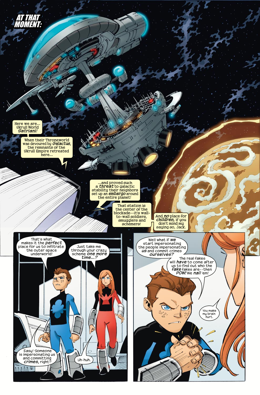 Read online Skrulls vs. Power Pack comic -  Issue #2 - 12