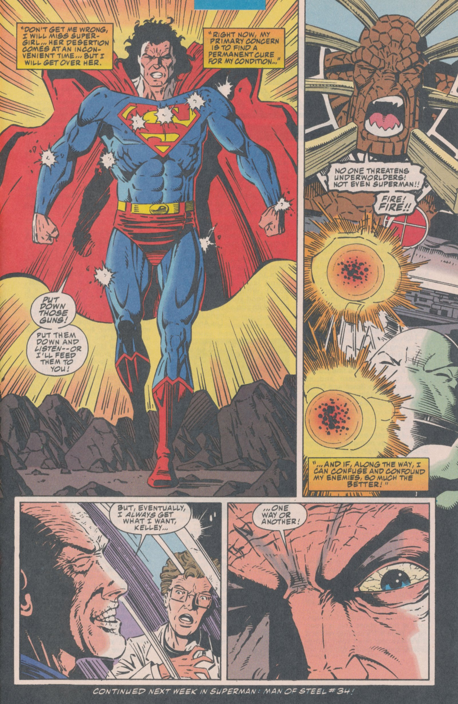 Read online Action Comics (1938) comic -  Issue #699 - 29