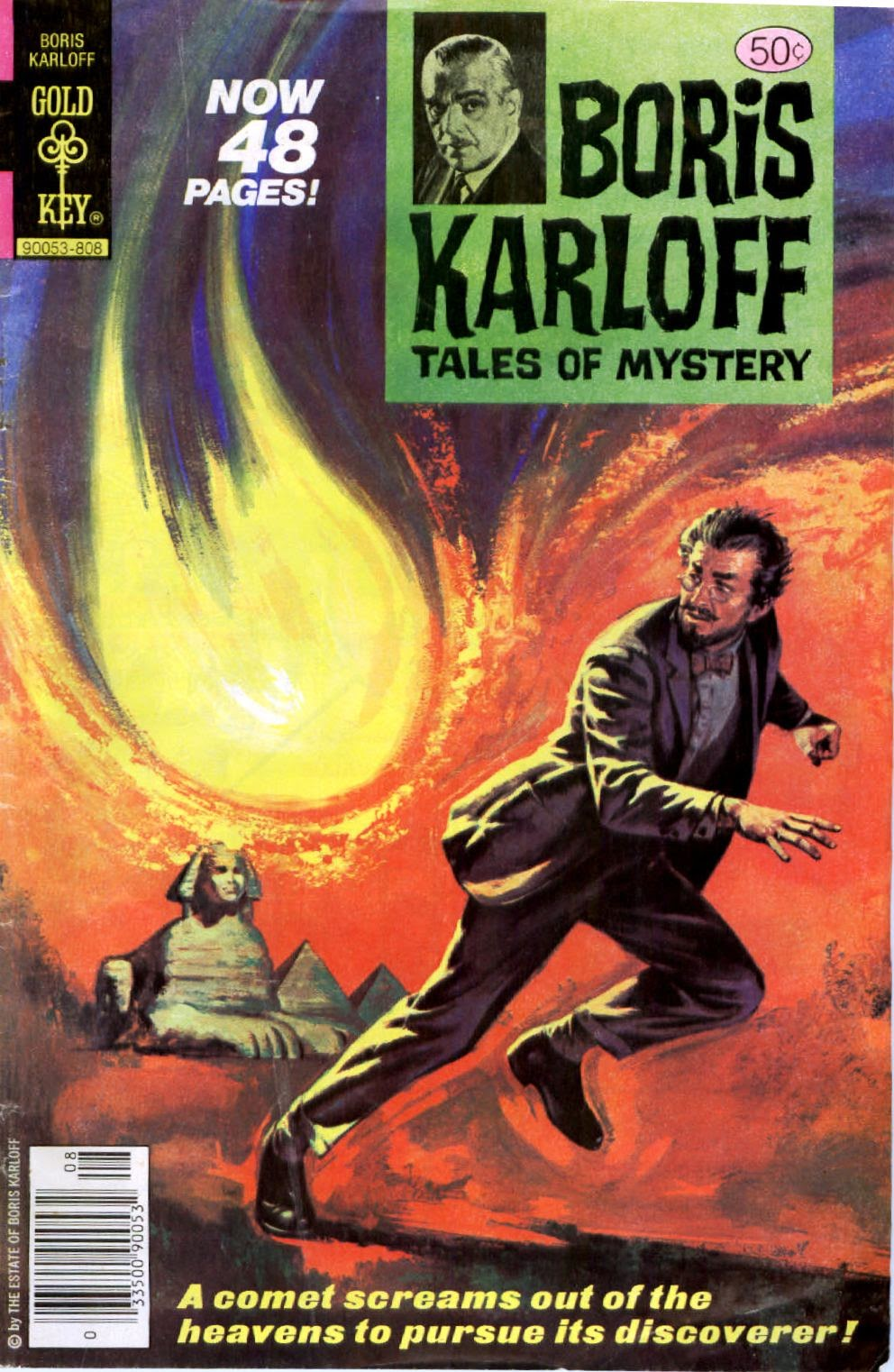 Boris Karloff Tales of Mystery issue 83 - Page 1