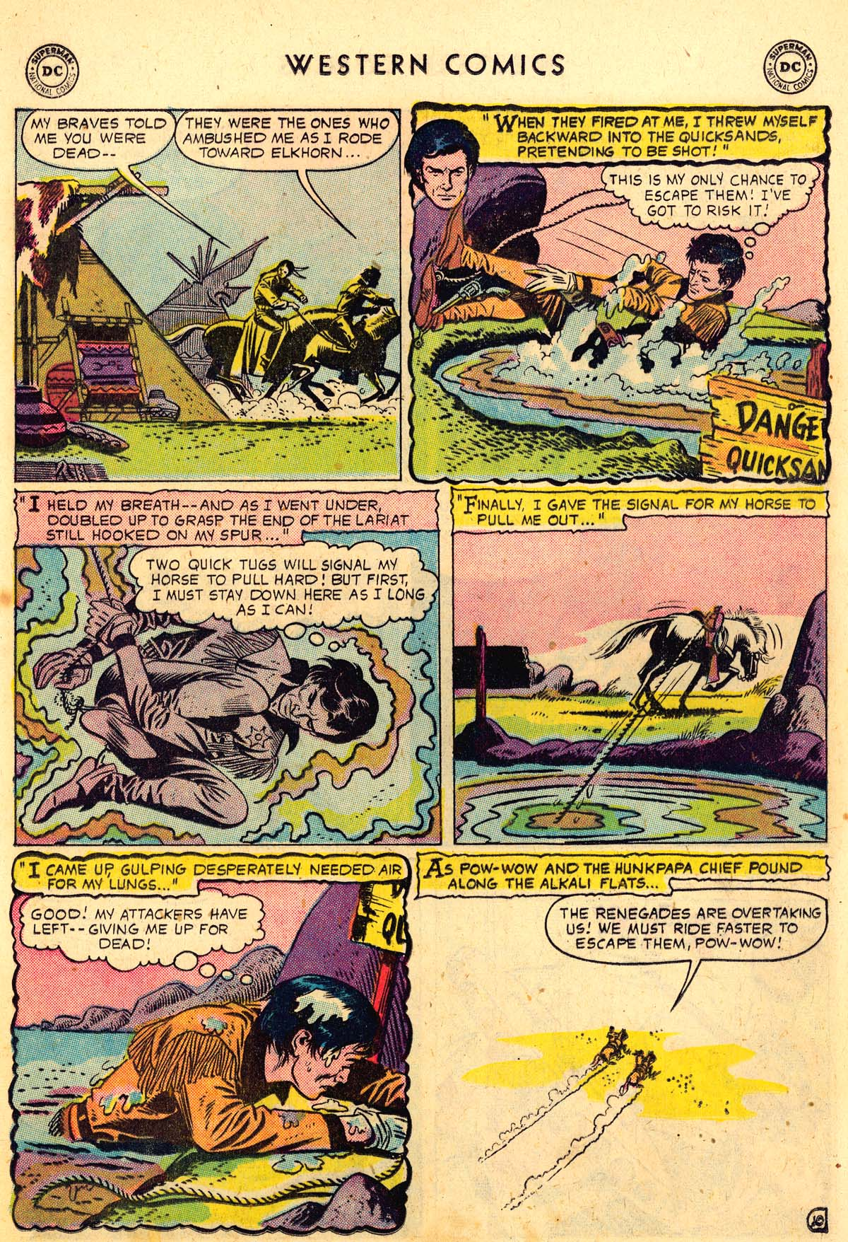 Western Comics issue 68 - Page 12