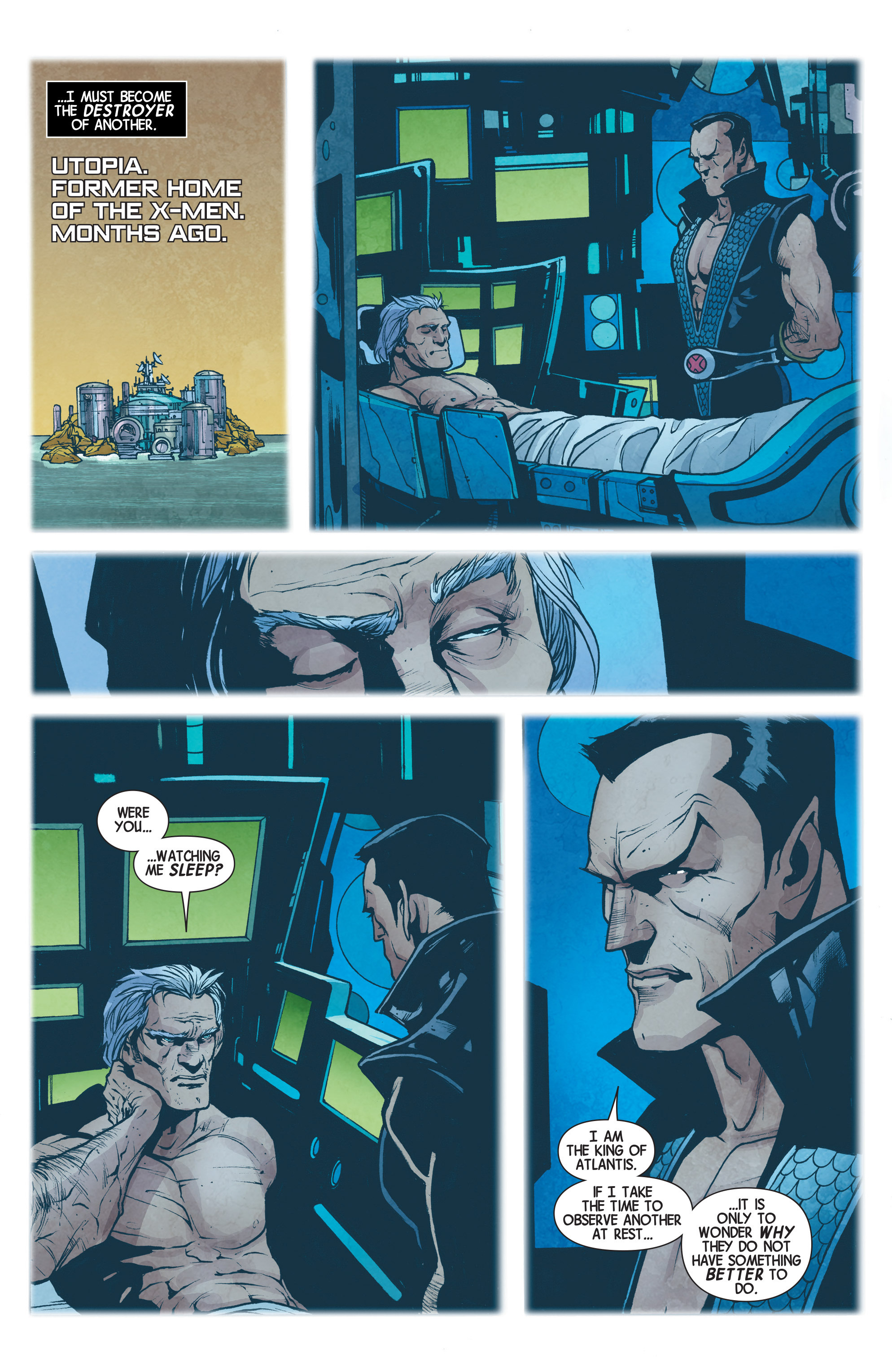Read online Secret Wars: Last Days of the Marvel Universe comic -  Issue # TPB (Part 1) - 144