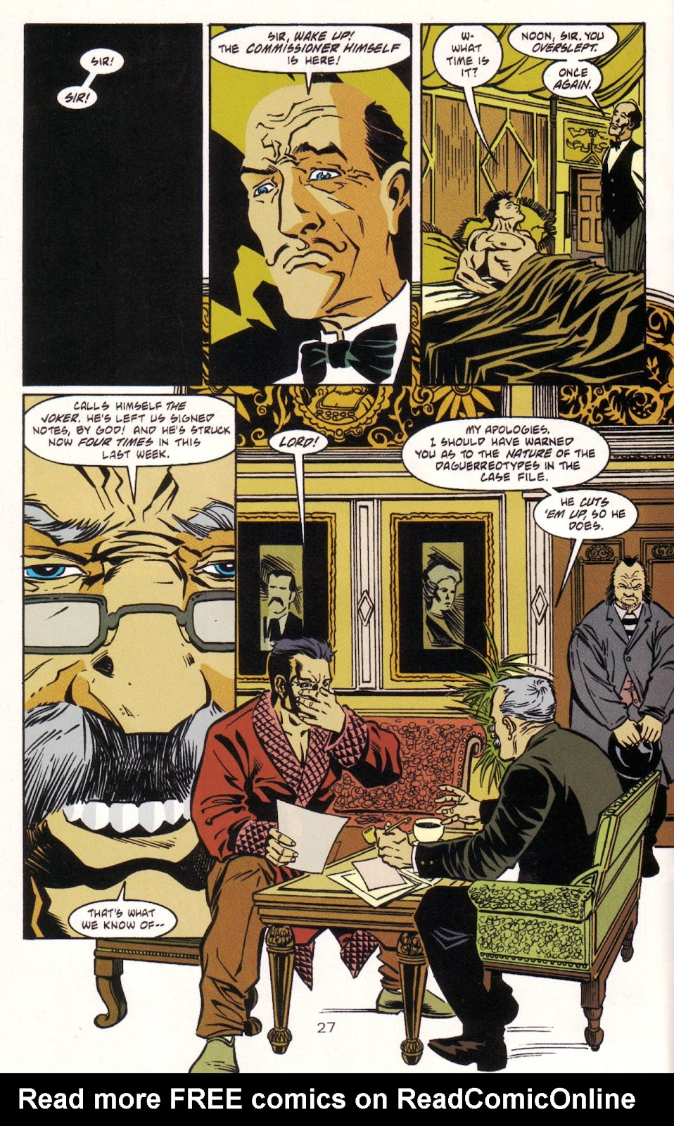Batman: Two Faces issue Full - Page 28