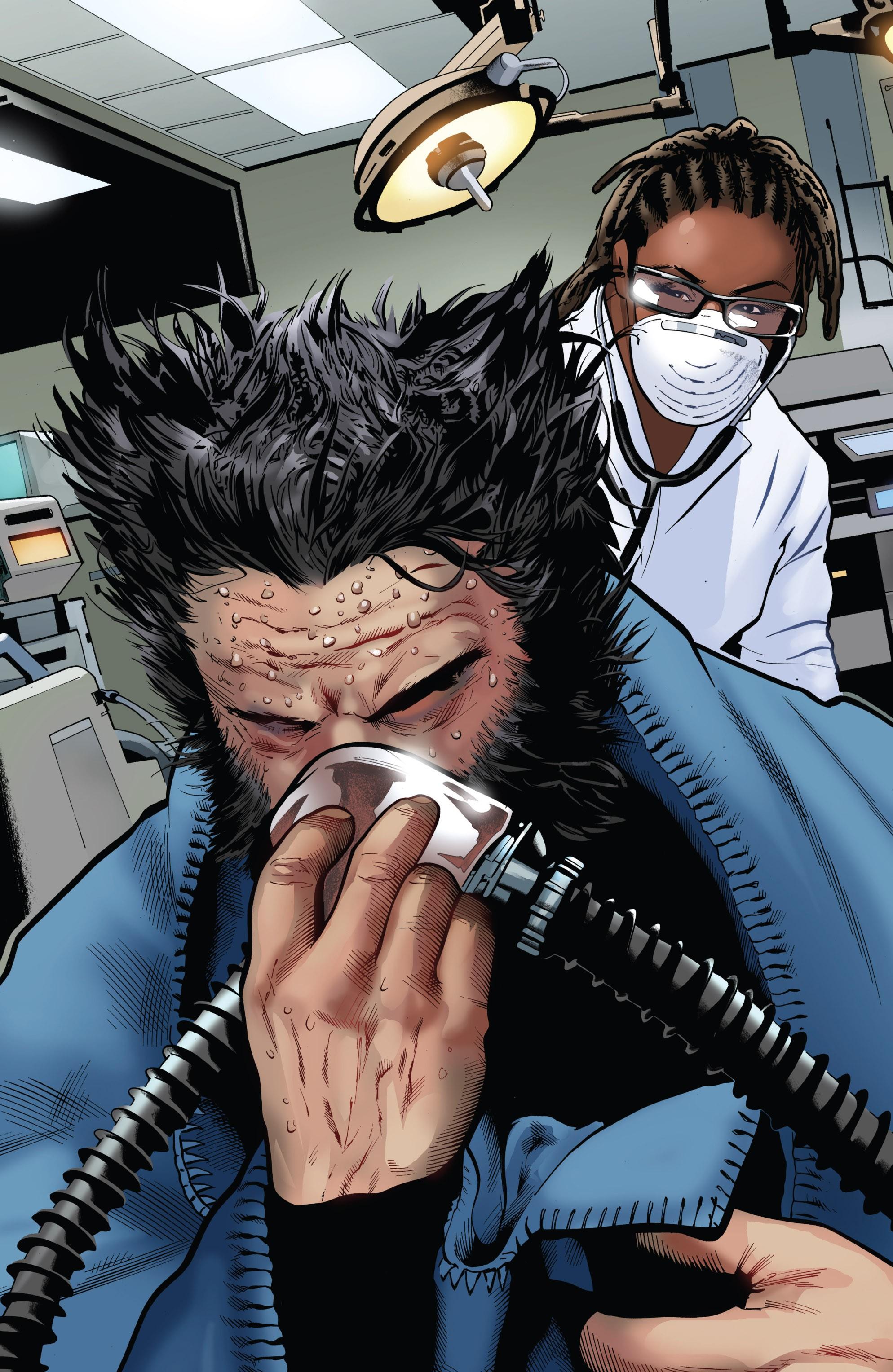 Read online Uncanny X-Men (1963) comic -  Issue #530 - 19