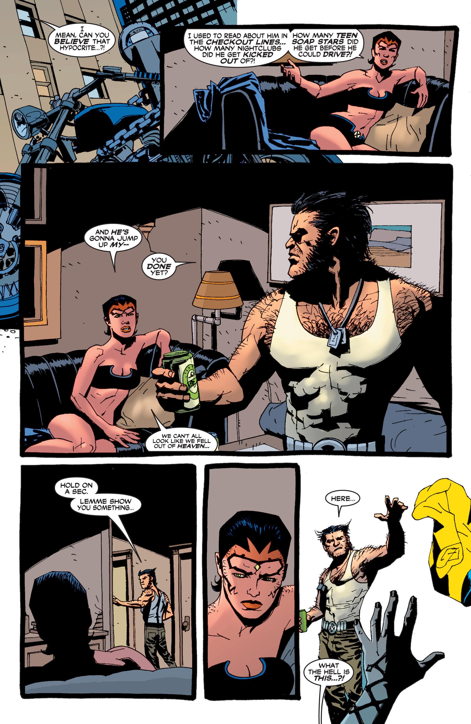 Read online Uncanny X-Men (1963) comic -  Issue #408 - 9