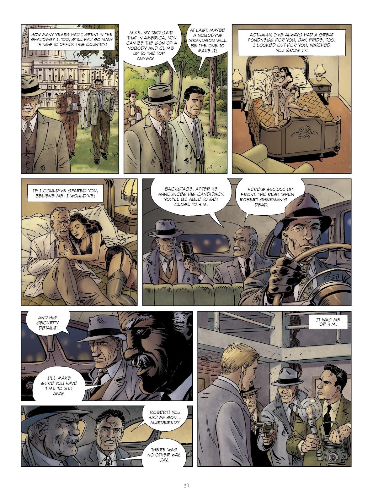 Read online Sherman comic -  Issue #6 - 38