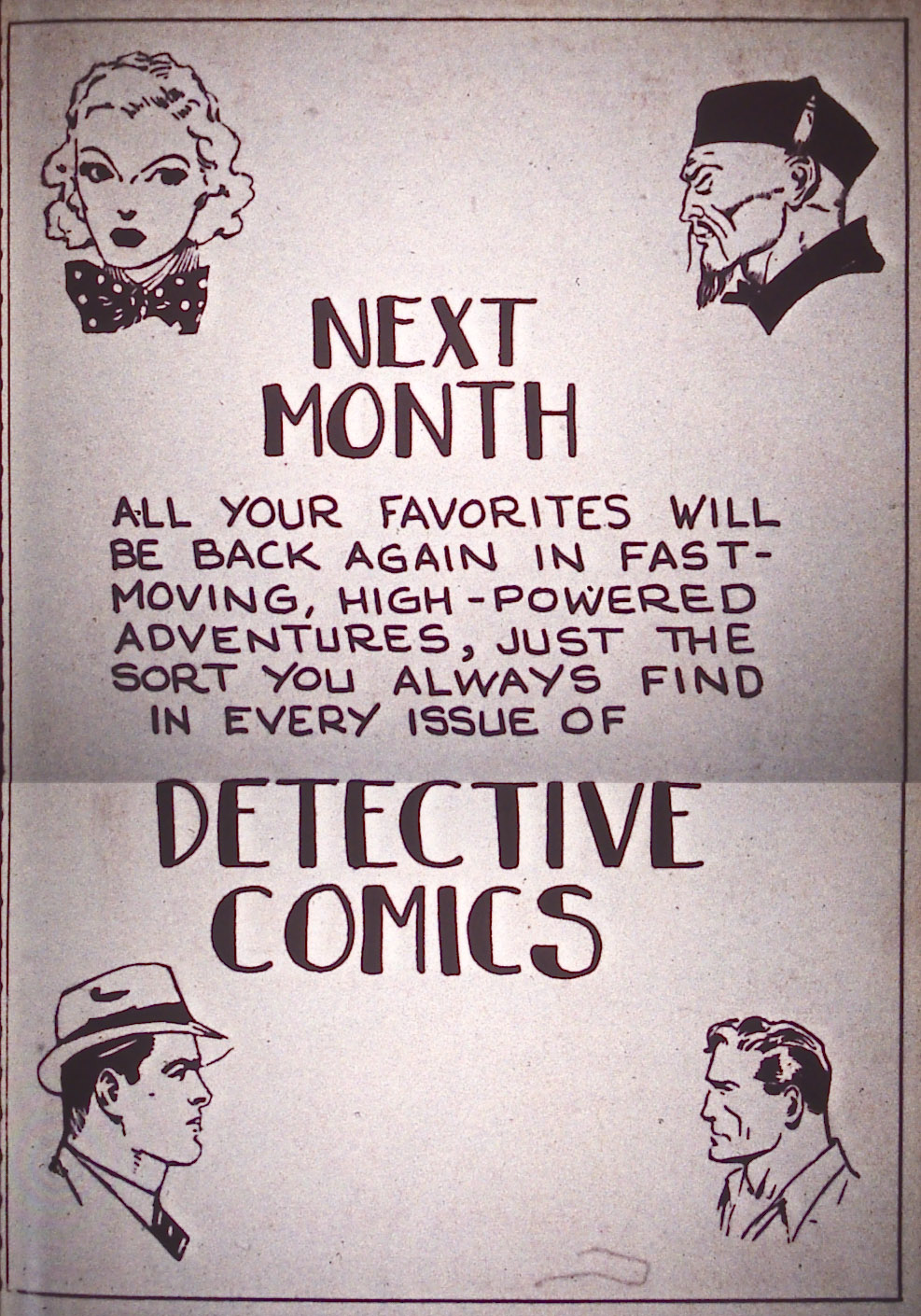 Read online Detective Comics (1937) comic -  Issue #7 - 67
