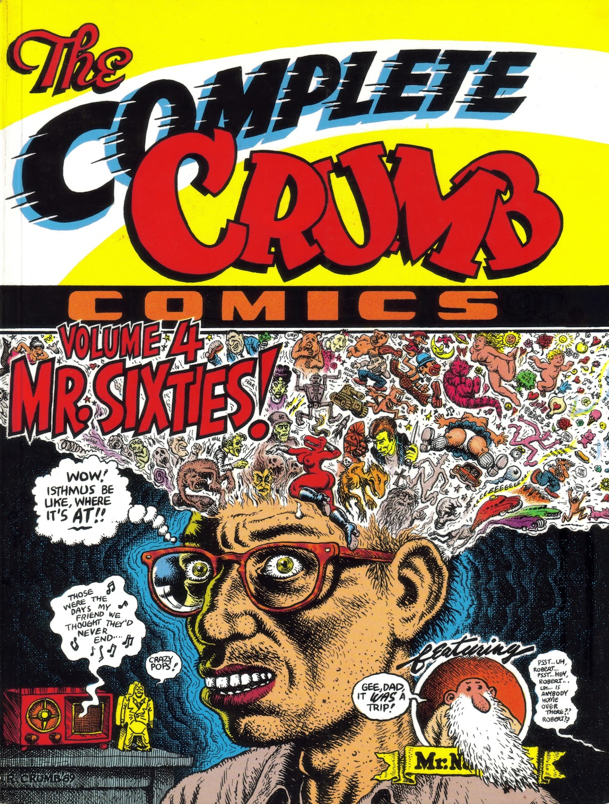 The Complete Crumb Comics TPB_4 Page 1