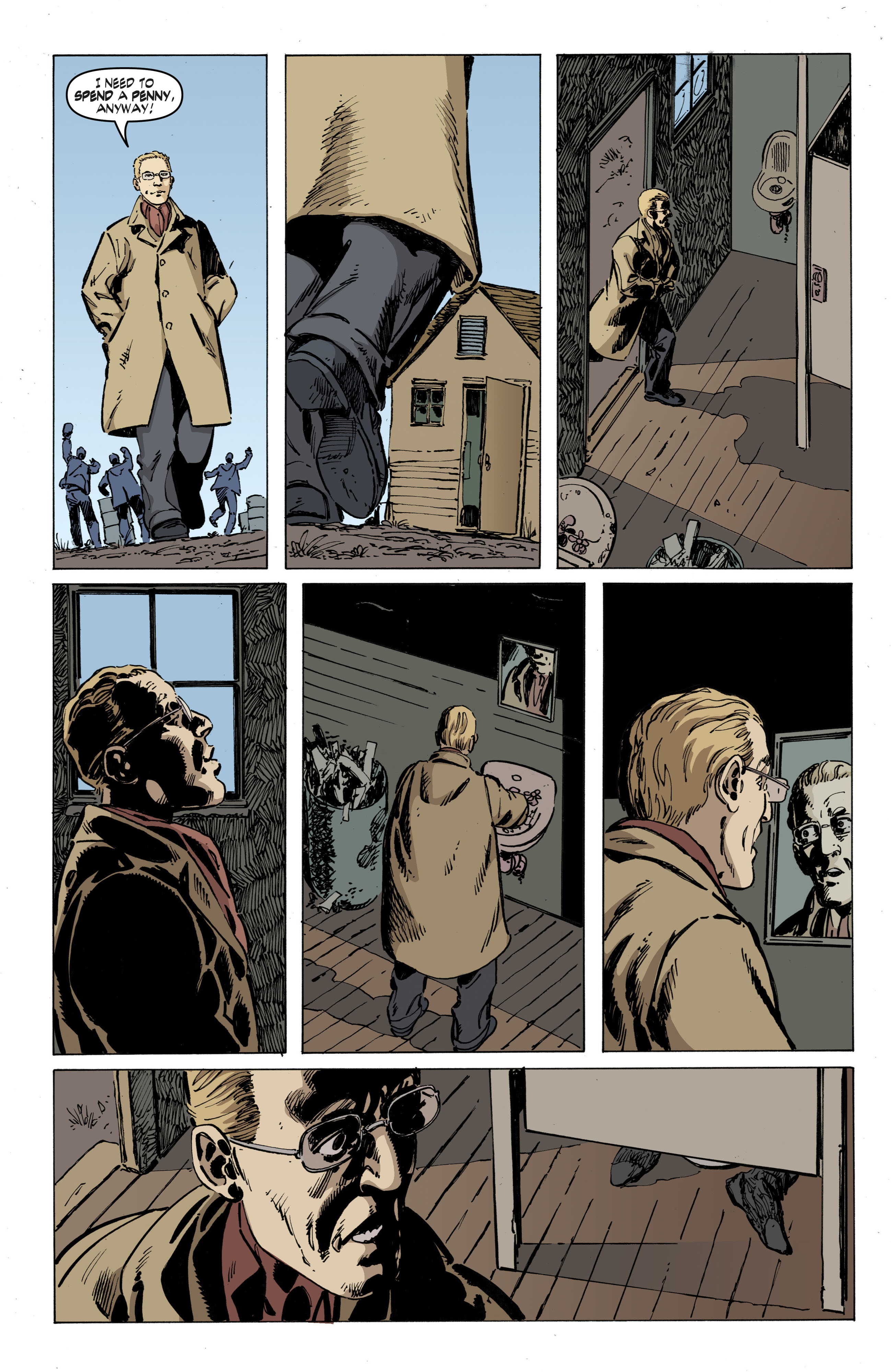 Read online Cold War comic -  Issue # TPB - 52