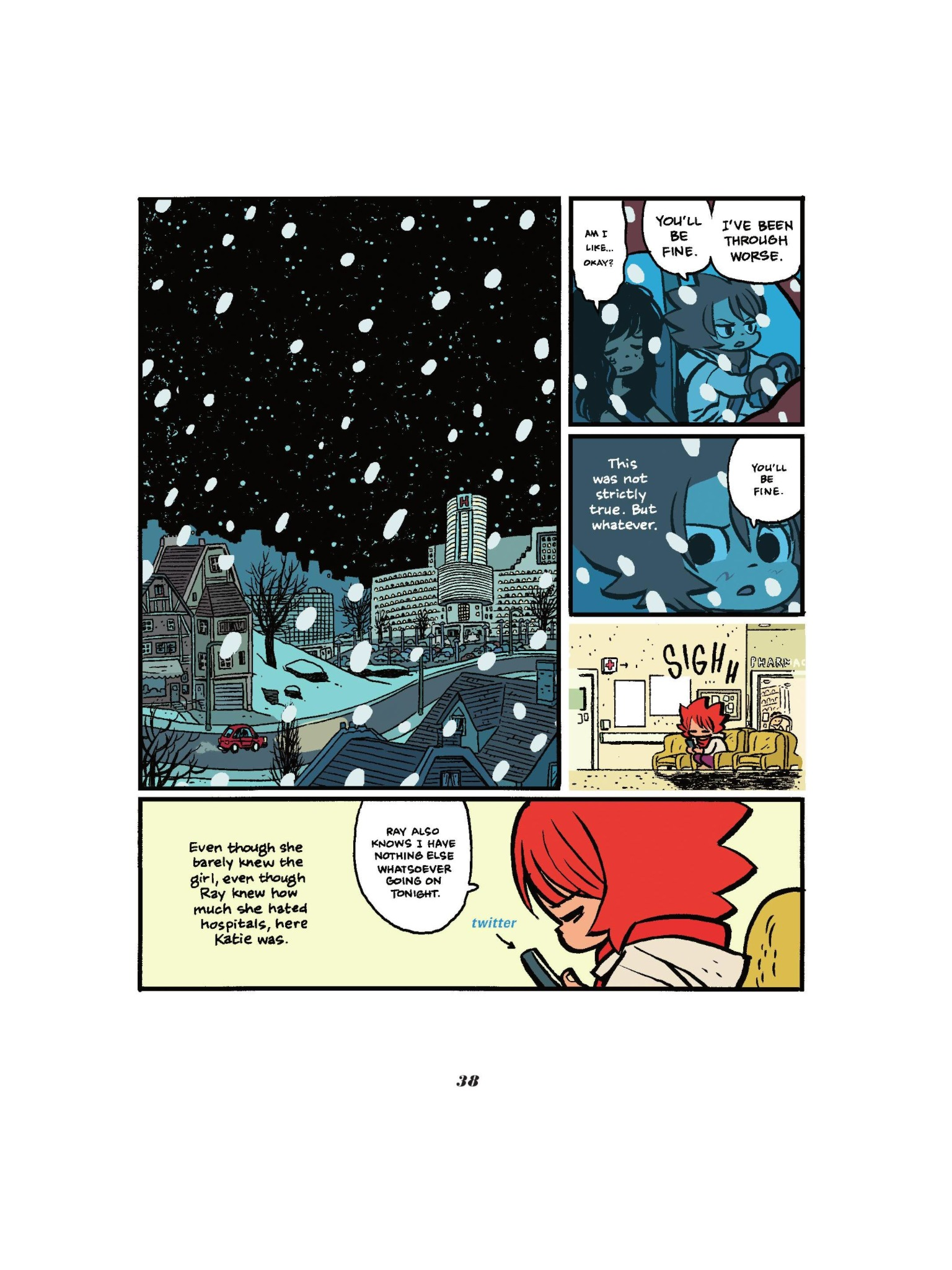 Read online Seconds comic -  Issue # Full - 40