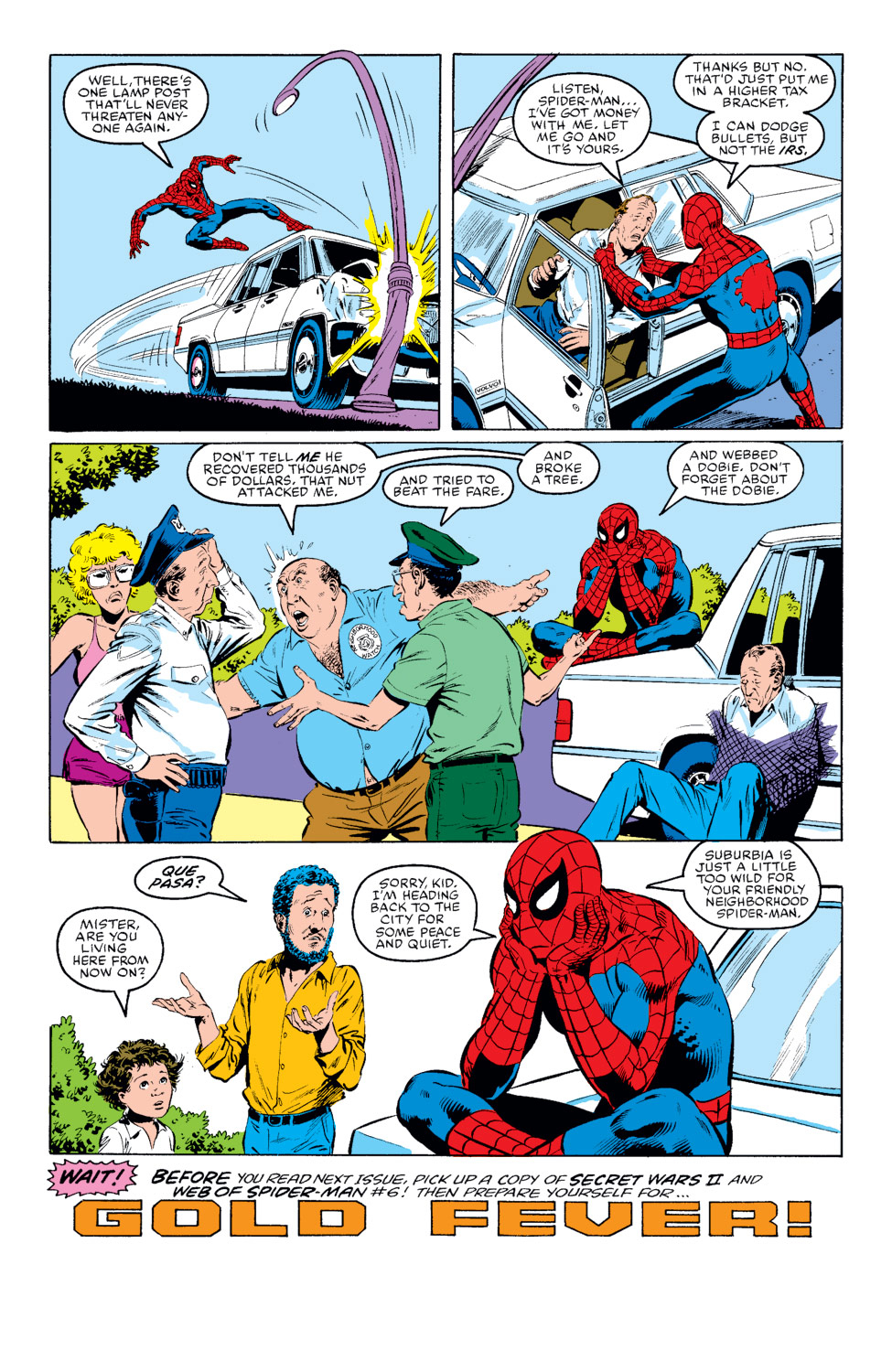 The Amazing Spider-Man (1963) 267 Page 22