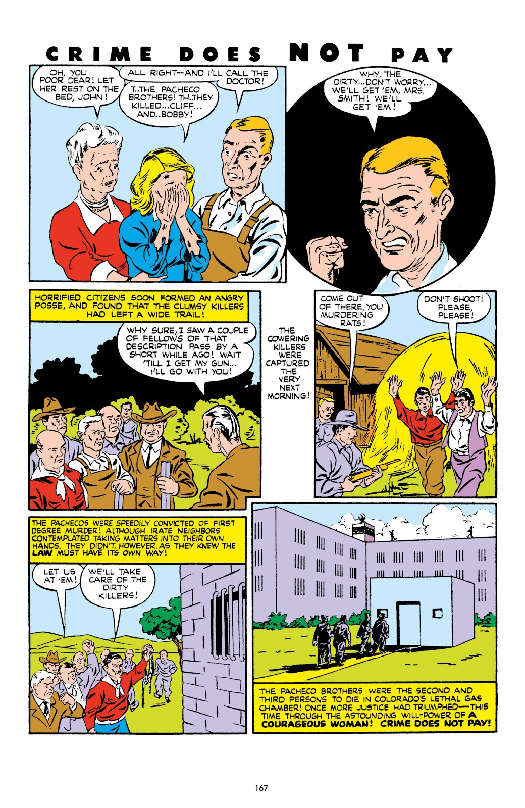 Read online Crime Does Not Pay Archives comic -  Issue # TPB 8 (Part 2) - 68
