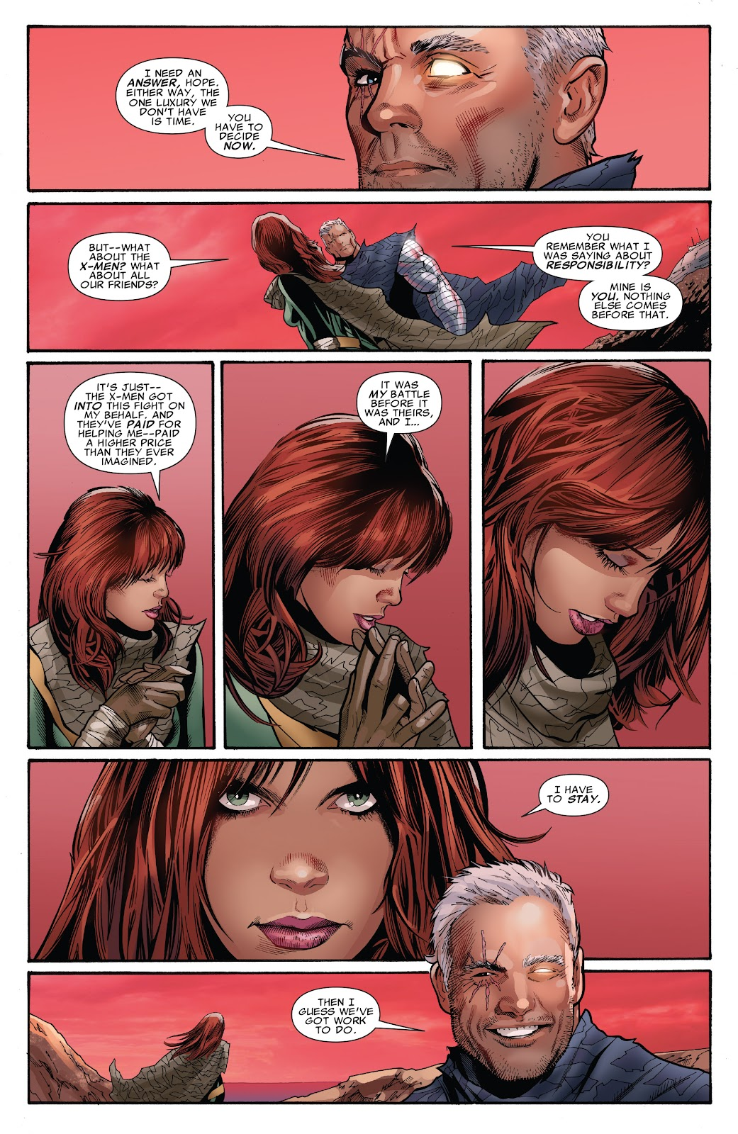 Read online X-Men: Second Coming comic -  Issue # _TPB (Part 3) - 2