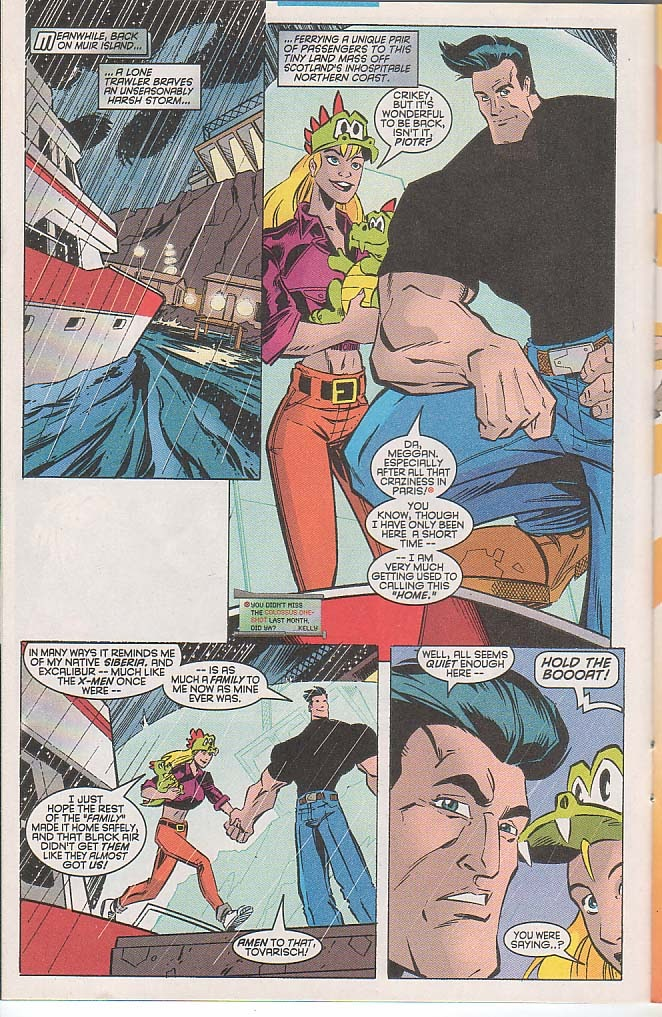 Excalibur (1988) issue 114 - Page 12