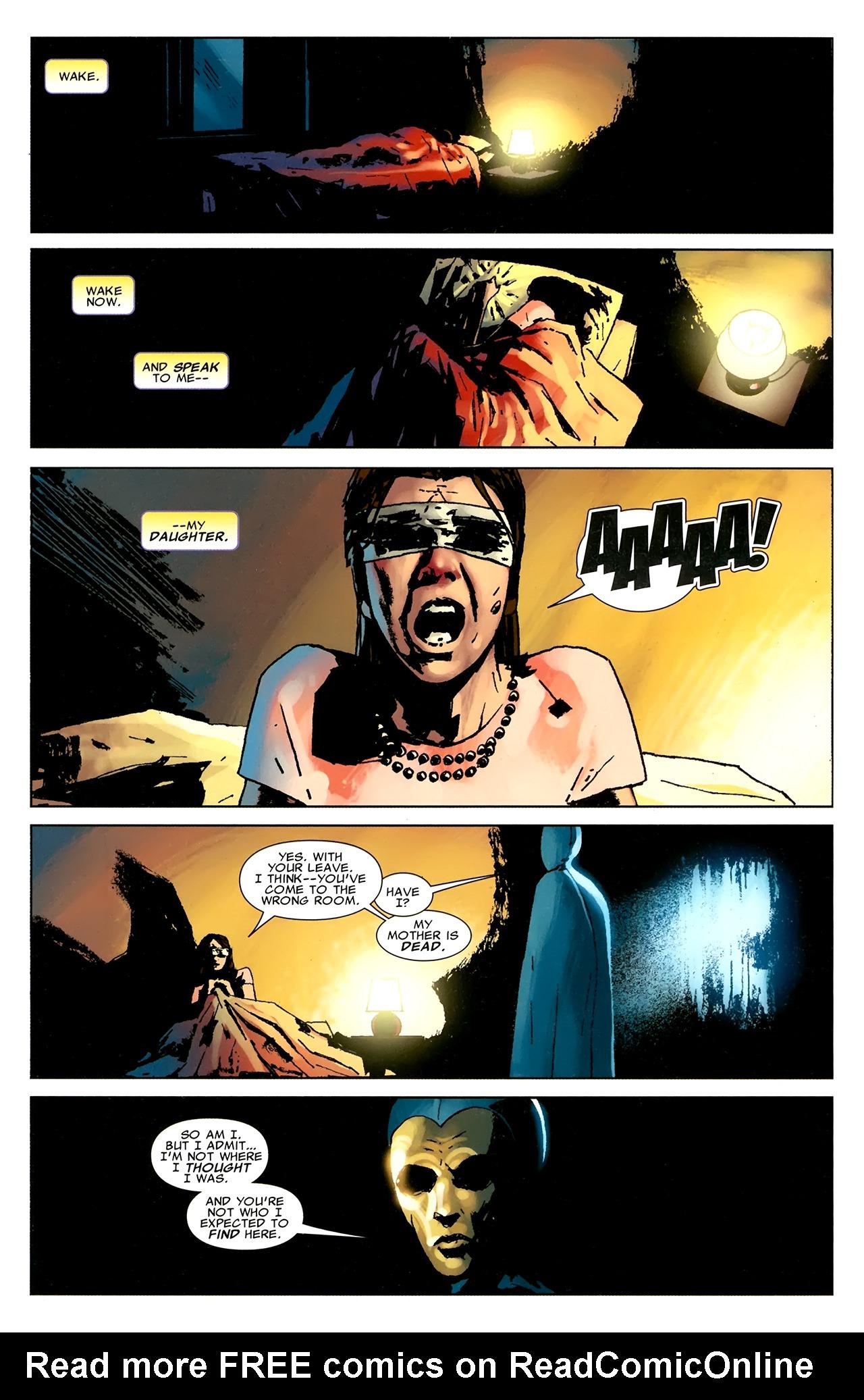 Read online X Necrosha comic -  Issue # Full - 44