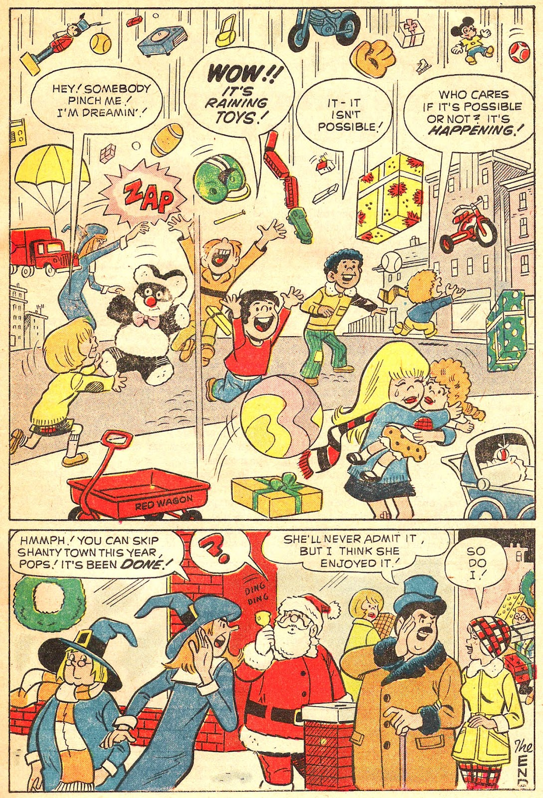 Sabrina The Teenage Witch (1971) Issue #17 #17 - English 49