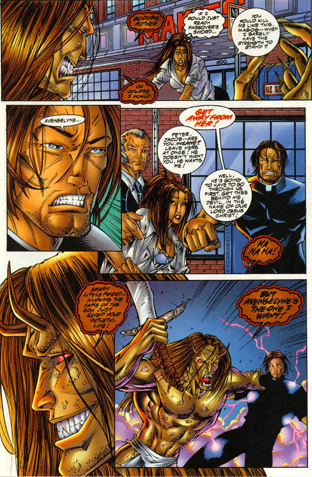 Read online Avengelyne (1996) comic -  Issue #3 - 18