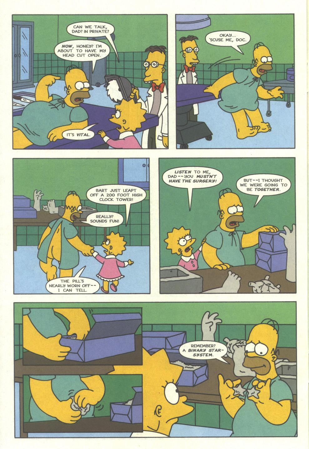 Read online Simpsons Comics comic -  Issue #27 - 21