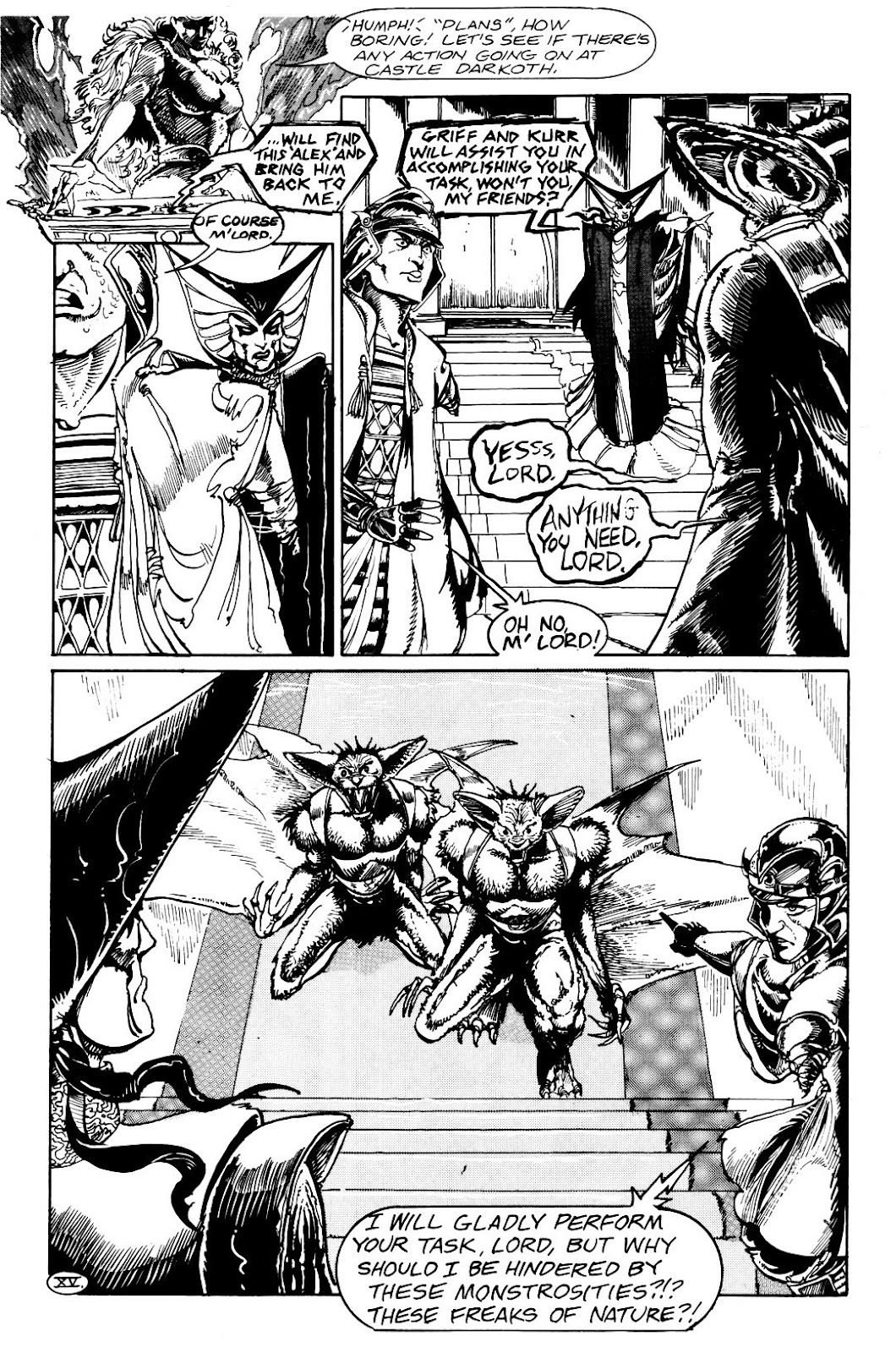 The Realm (1986) issue 18 - Page 17