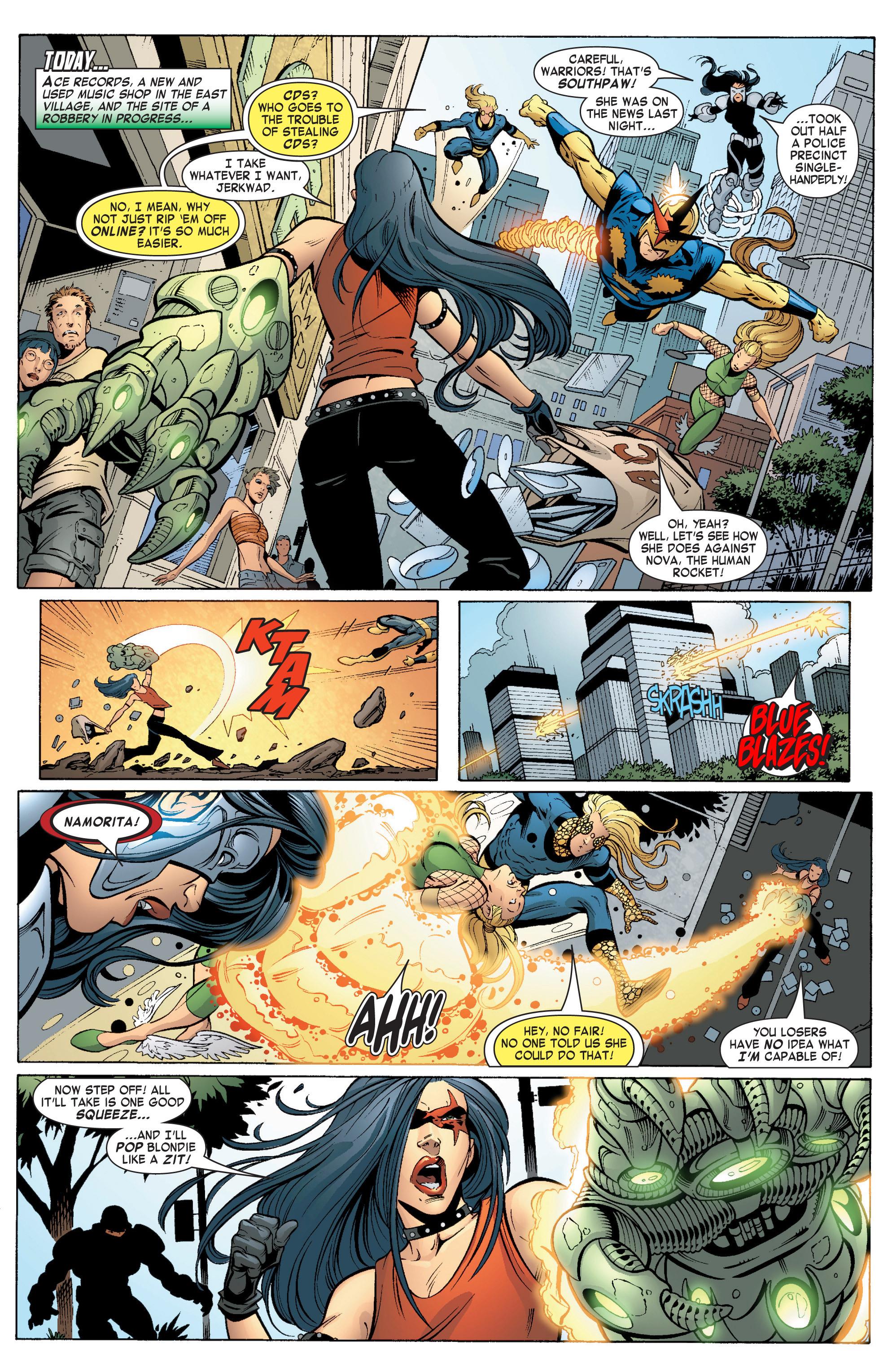 Read online She-Hulk (2004) comic -  Issue #5 - 2