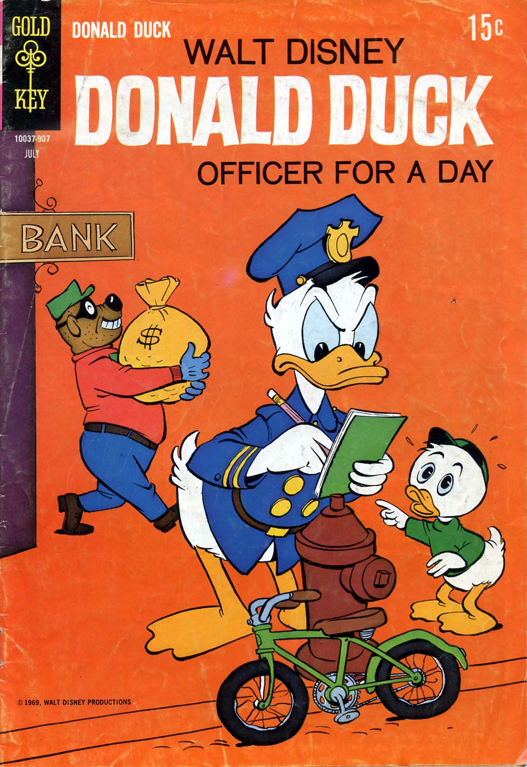Donald Duck (1962) 126 Page 1