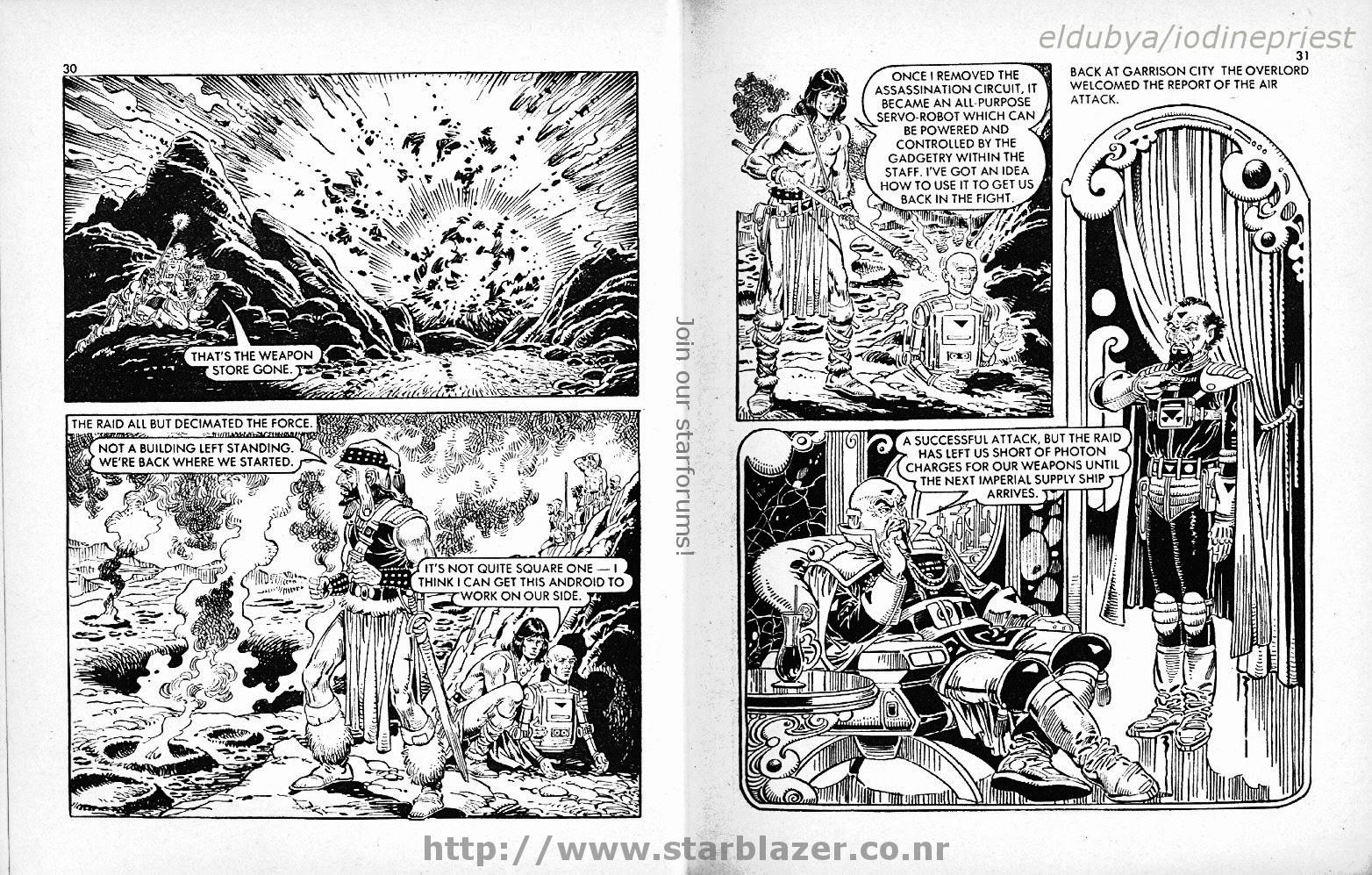 Starblazer issue 118 - Page 17