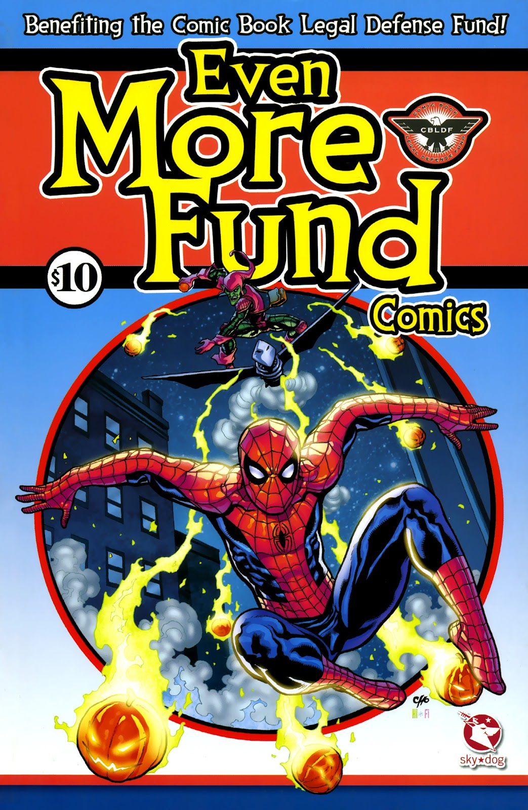 Read online Even More Fund Comics comic -  Issue # TPB (Part 1) - 1