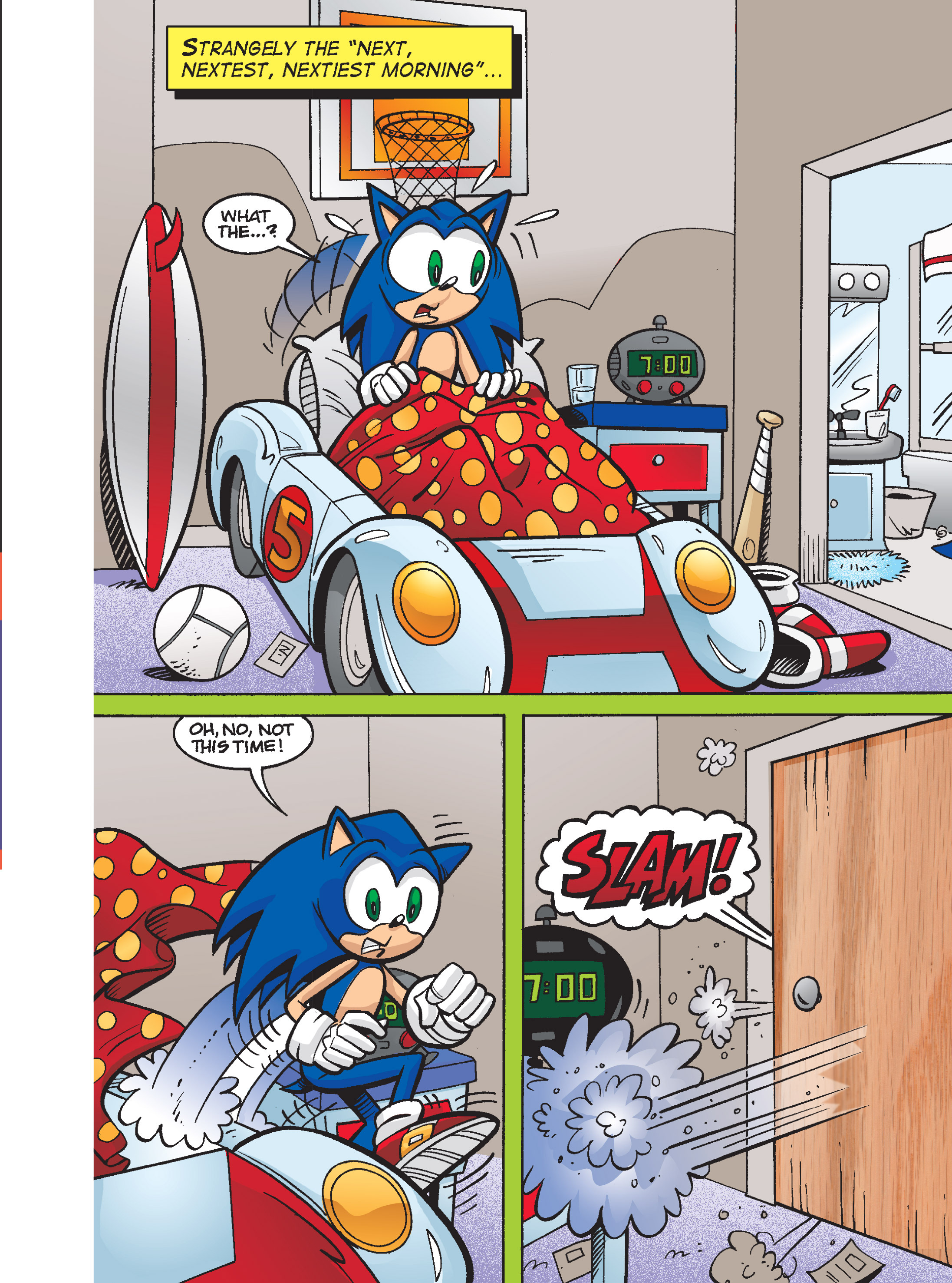 Read online Sonic Super Digest comic -  Issue #8 - 112
