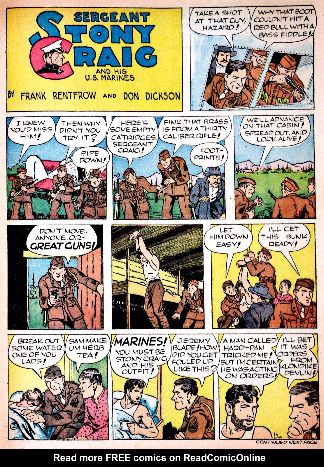 Read online Famous Funnies comic -  Issue #68 - 23