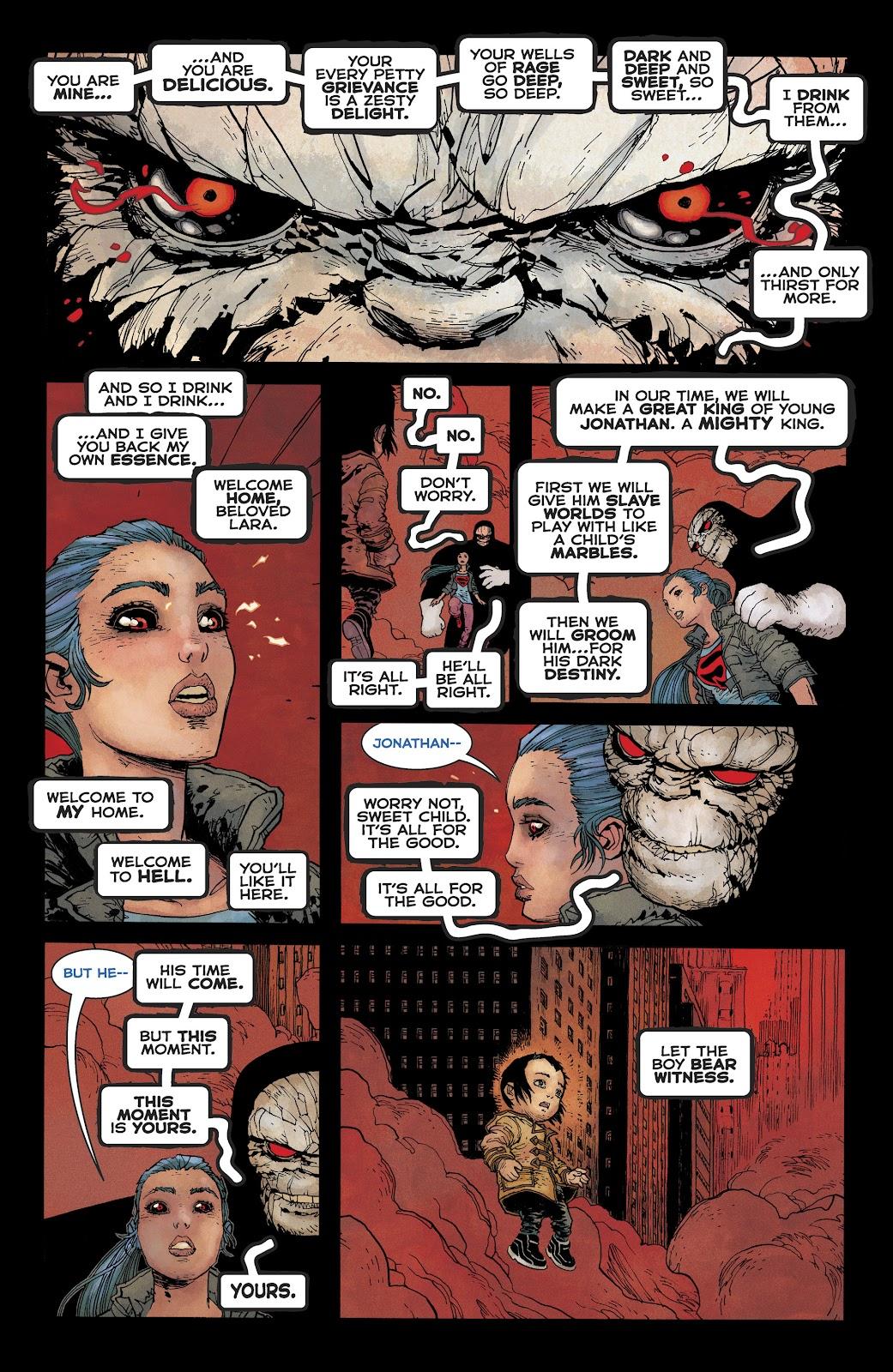 Dark Knight Returns: The Golden Child issue Full - Page 43