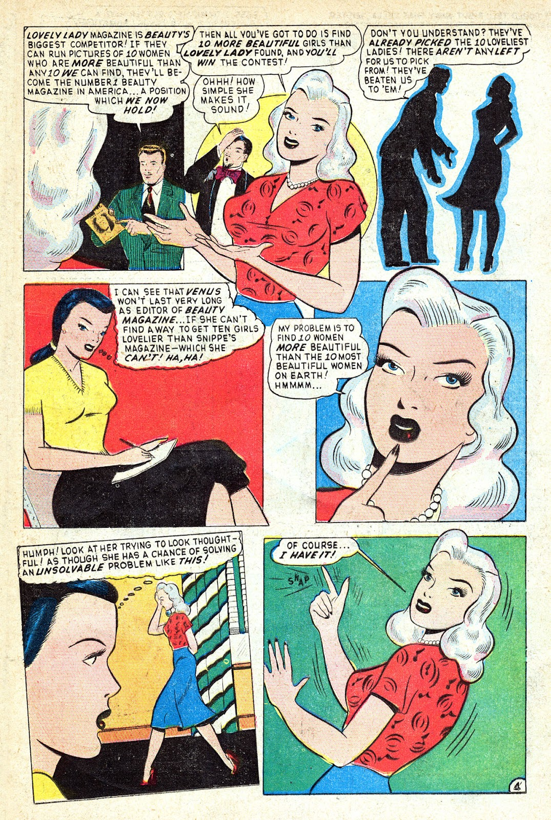 Venus (1948) issue 1 - Page 17