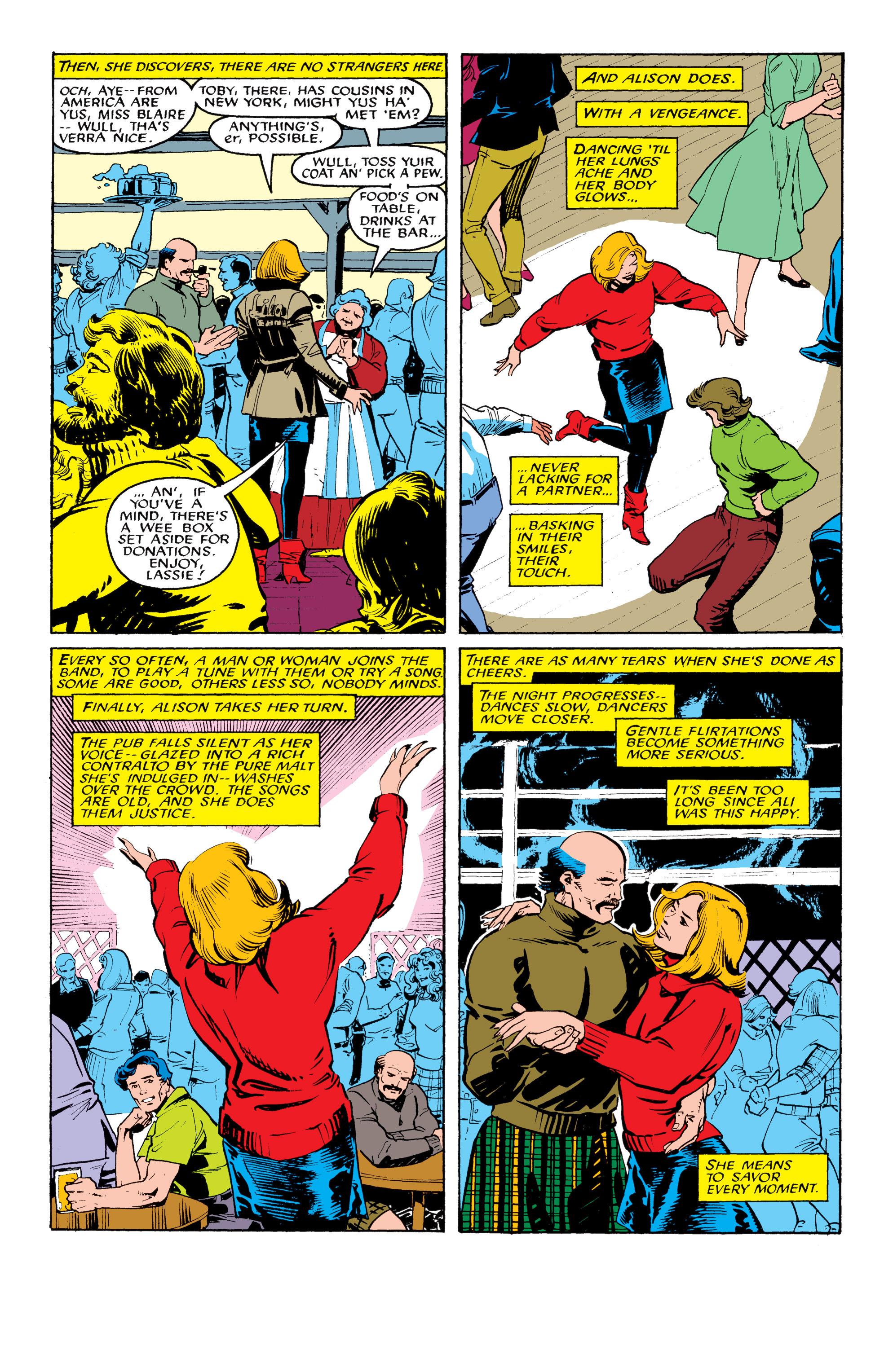 Read online Uncanny X-Men (1963) comic -  Issue #217 - 14