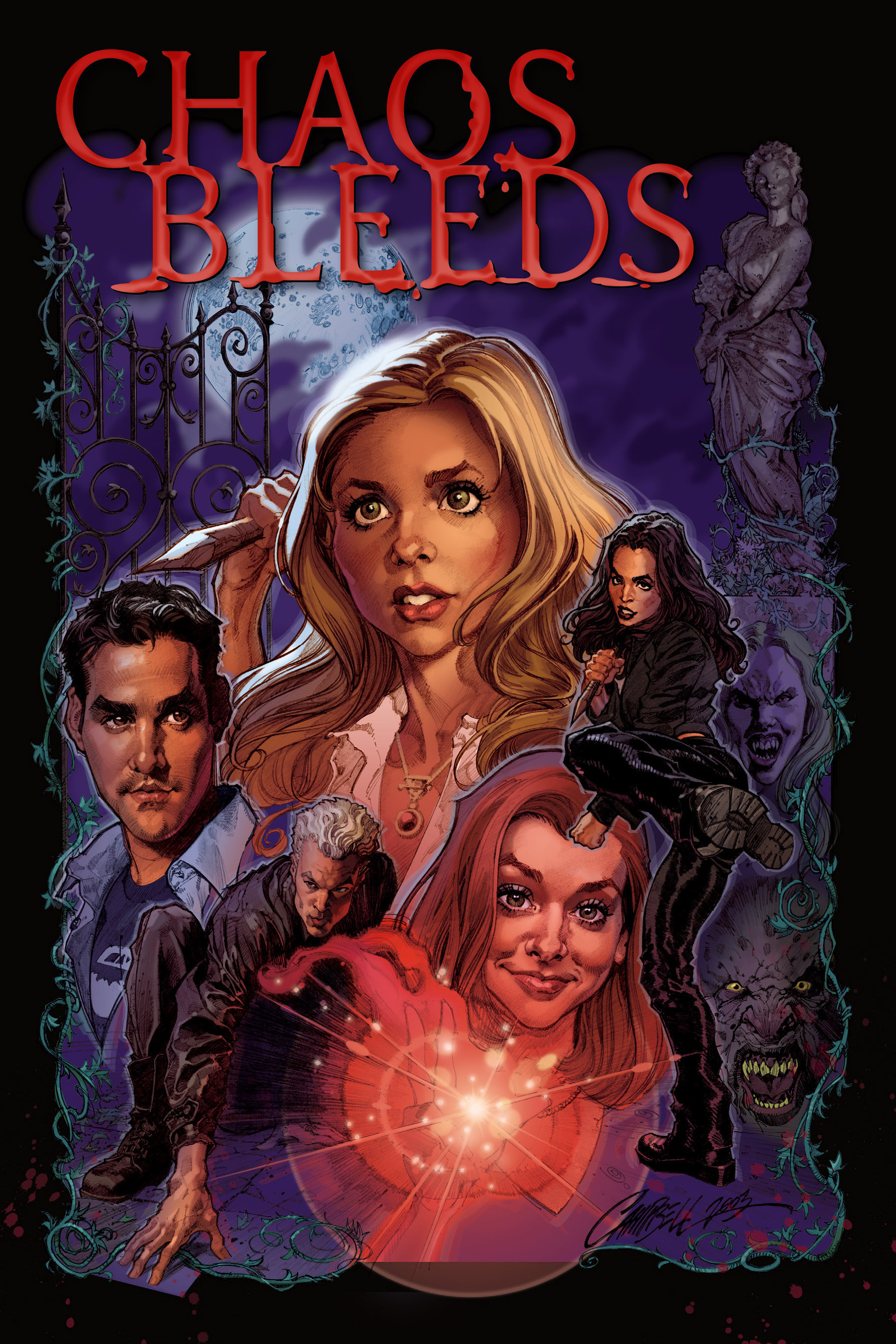 Read online Buffy the Vampire Slayer: Omnibus comic -  Issue # TPB 7 - 99