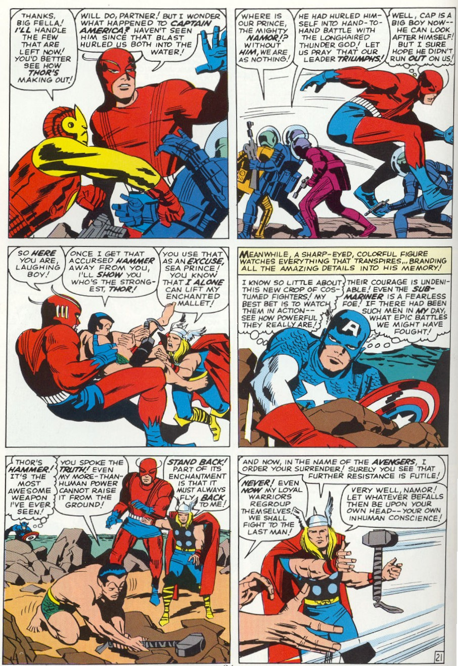 The Avengers (1963) 4 Page 21