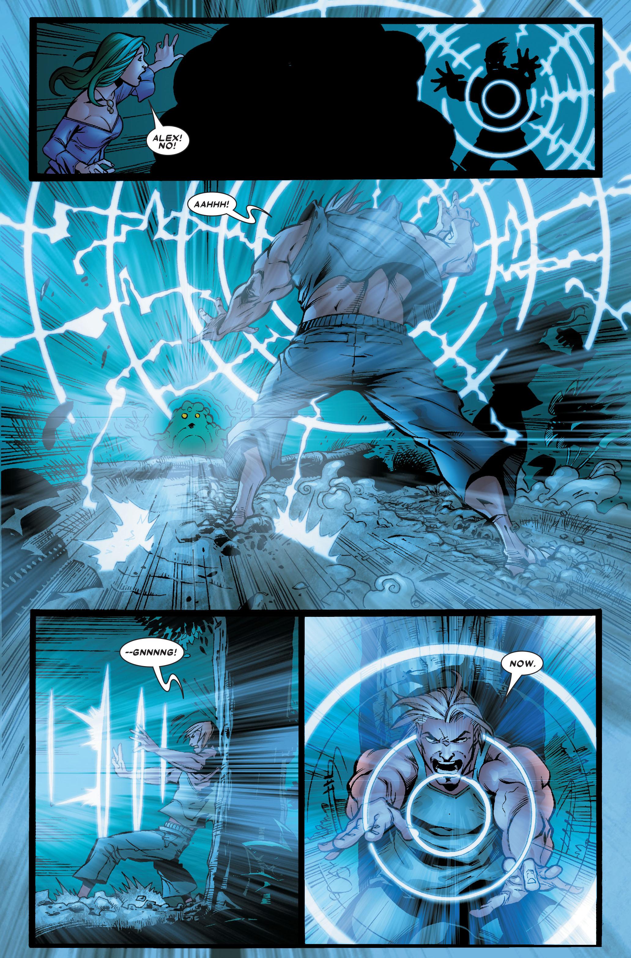 X-Men (1991) 181 Page 20