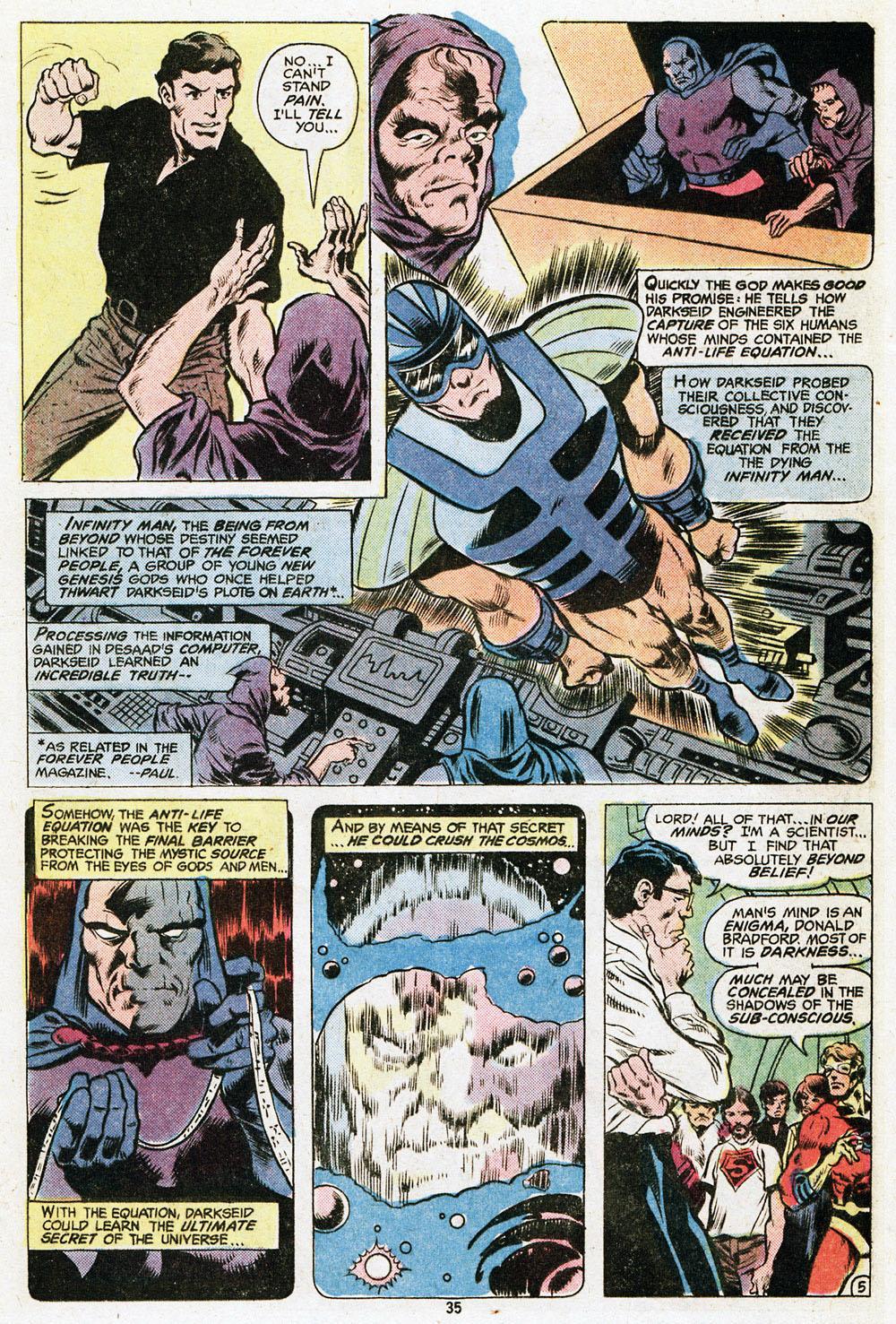Read online Adventure Comics (1938) comic -  Issue #459 - 36