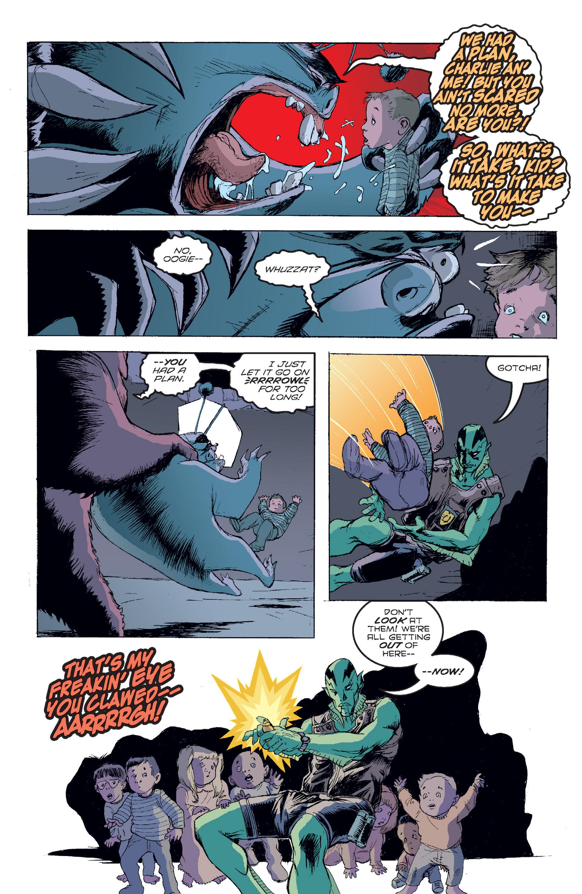 Read online B.P.R.D. (2003) comic -  Issue # TPB 2 - 101
