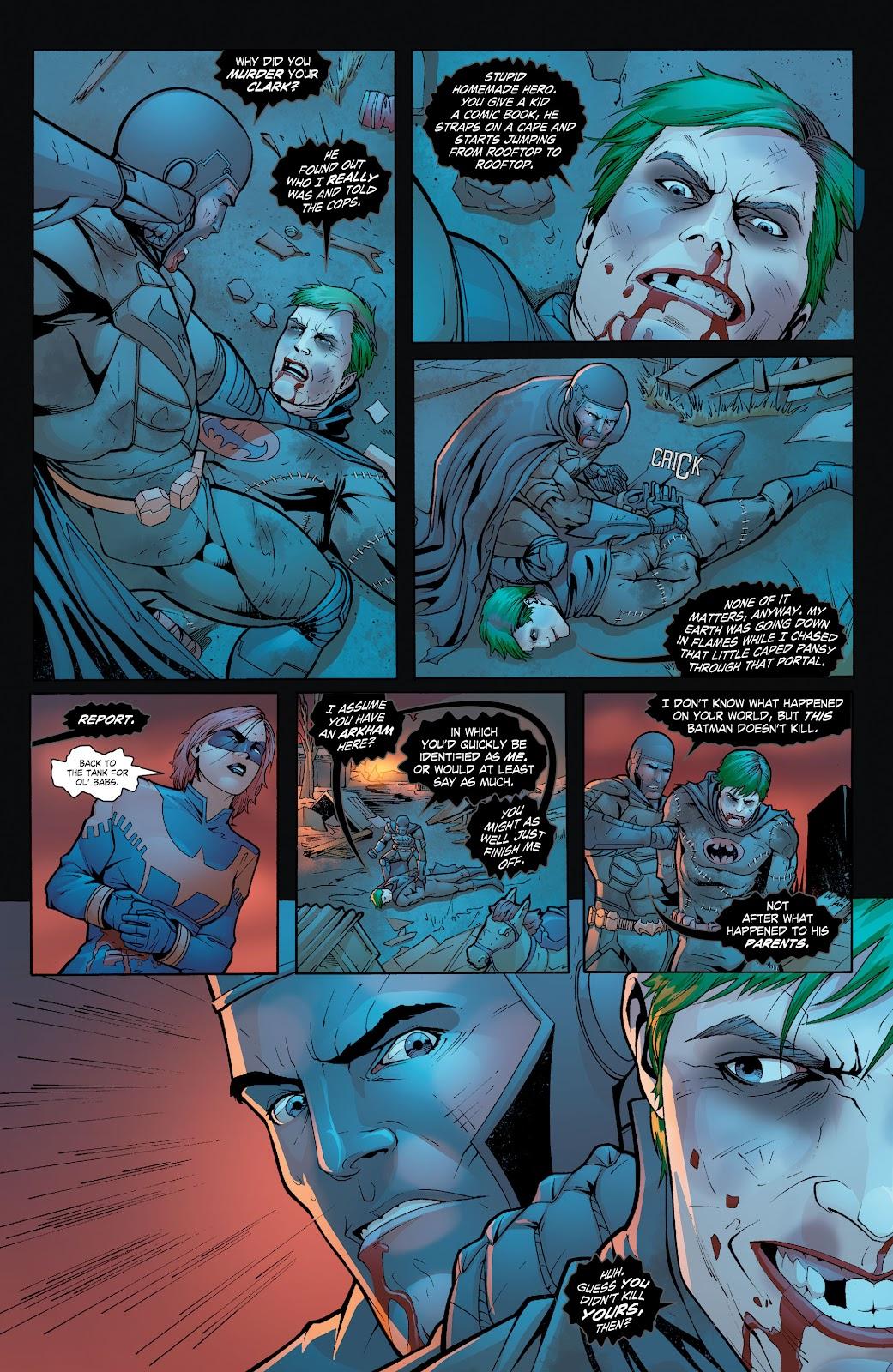 Read online Smallville Season 11 [II] comic -  Issue # TPB 6 - 159