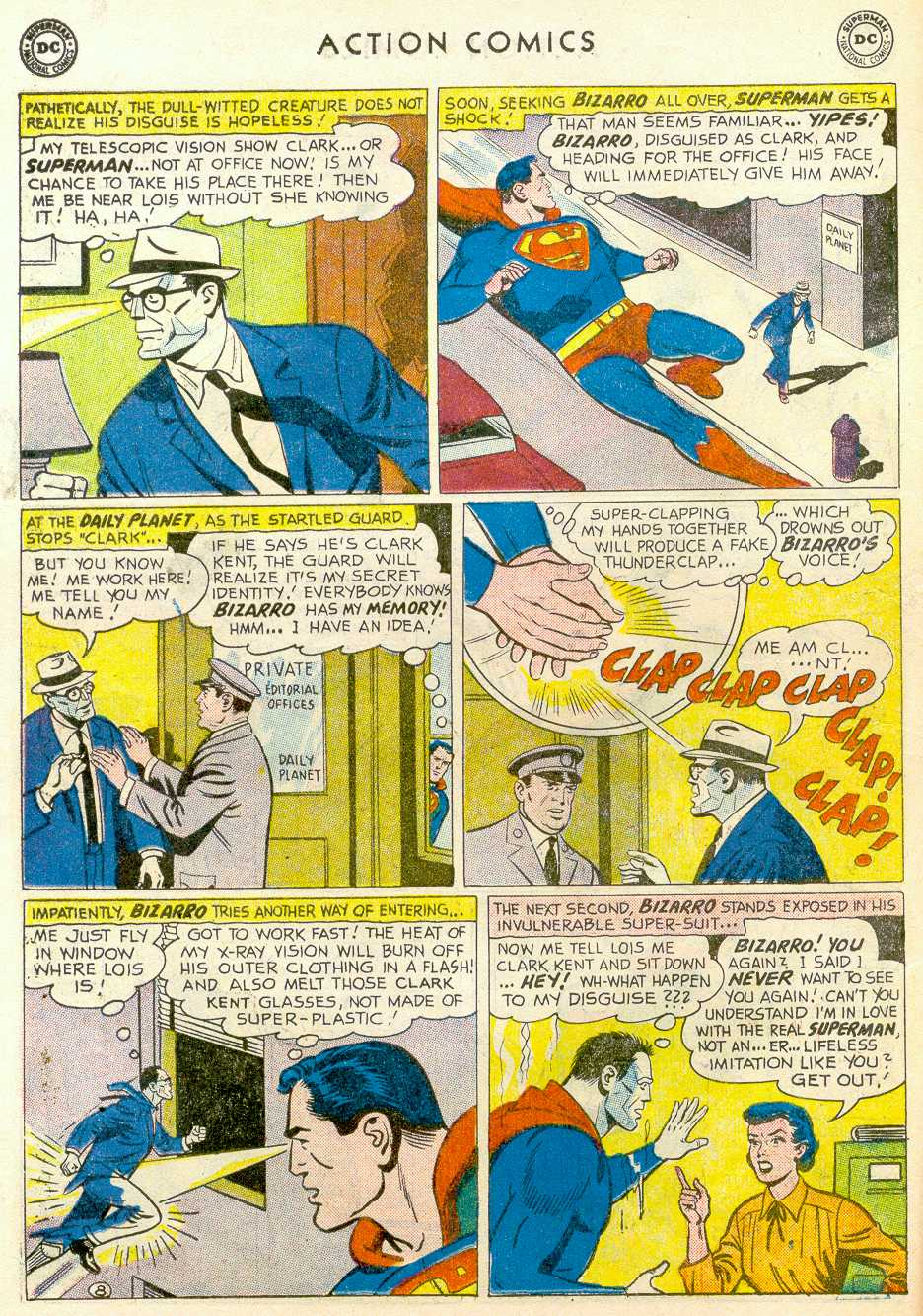 Read online Action Comics (1938) comic -  Issue #255 - 10