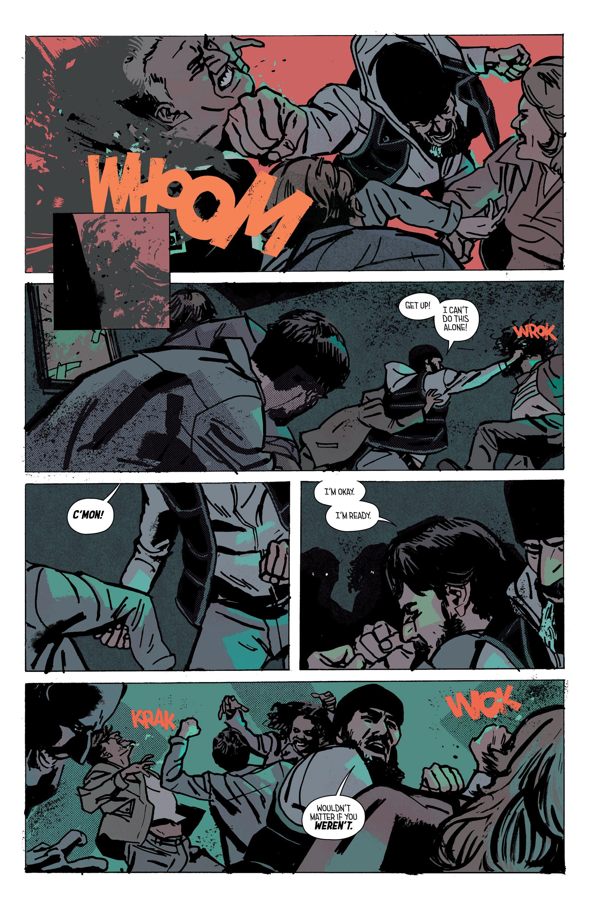 Read online Outcast by Kirkman & Azaceta comic -  Issue #28 - 10