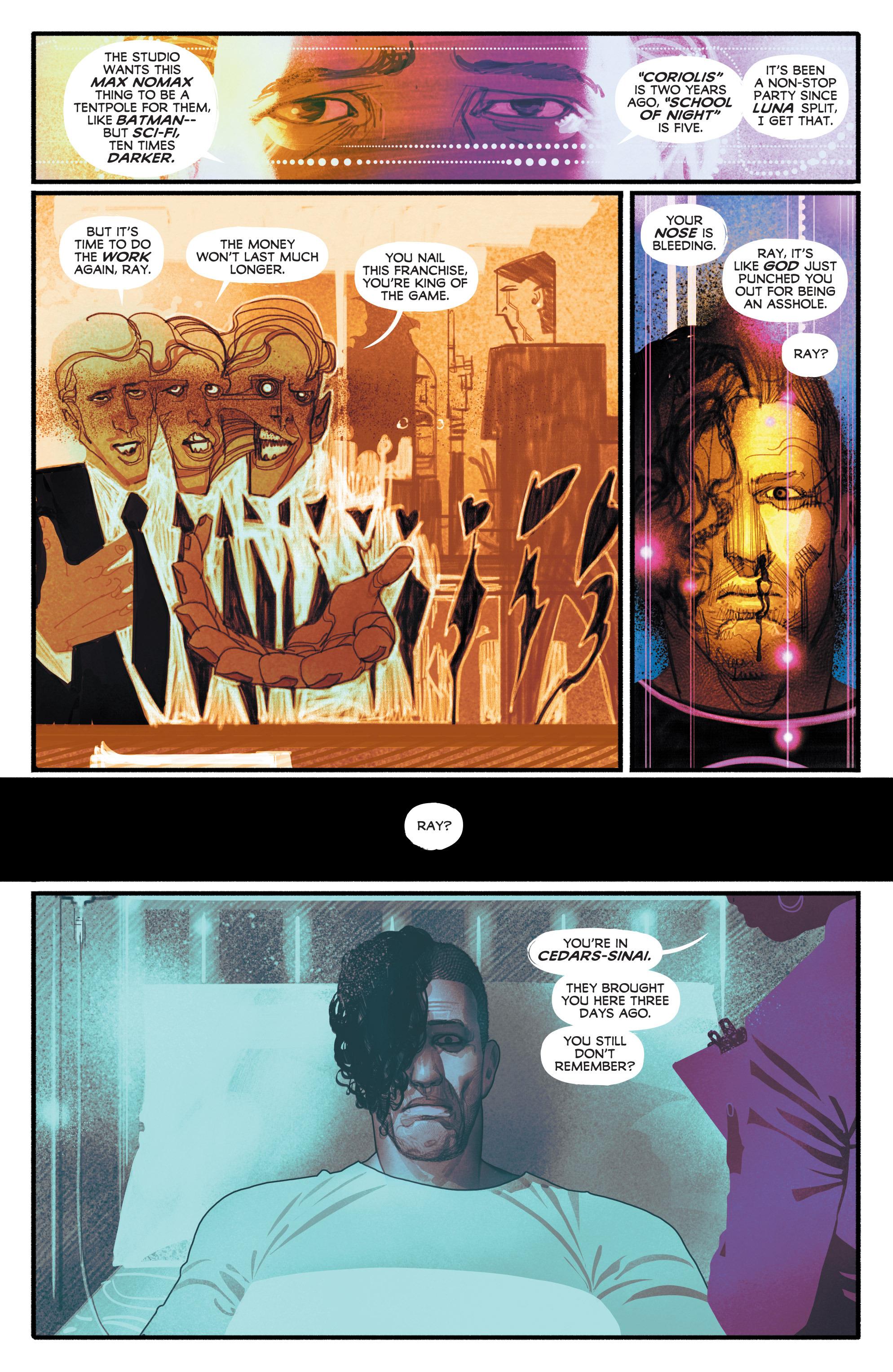 Read online Annihilator comic -  Issue #1 - 25
